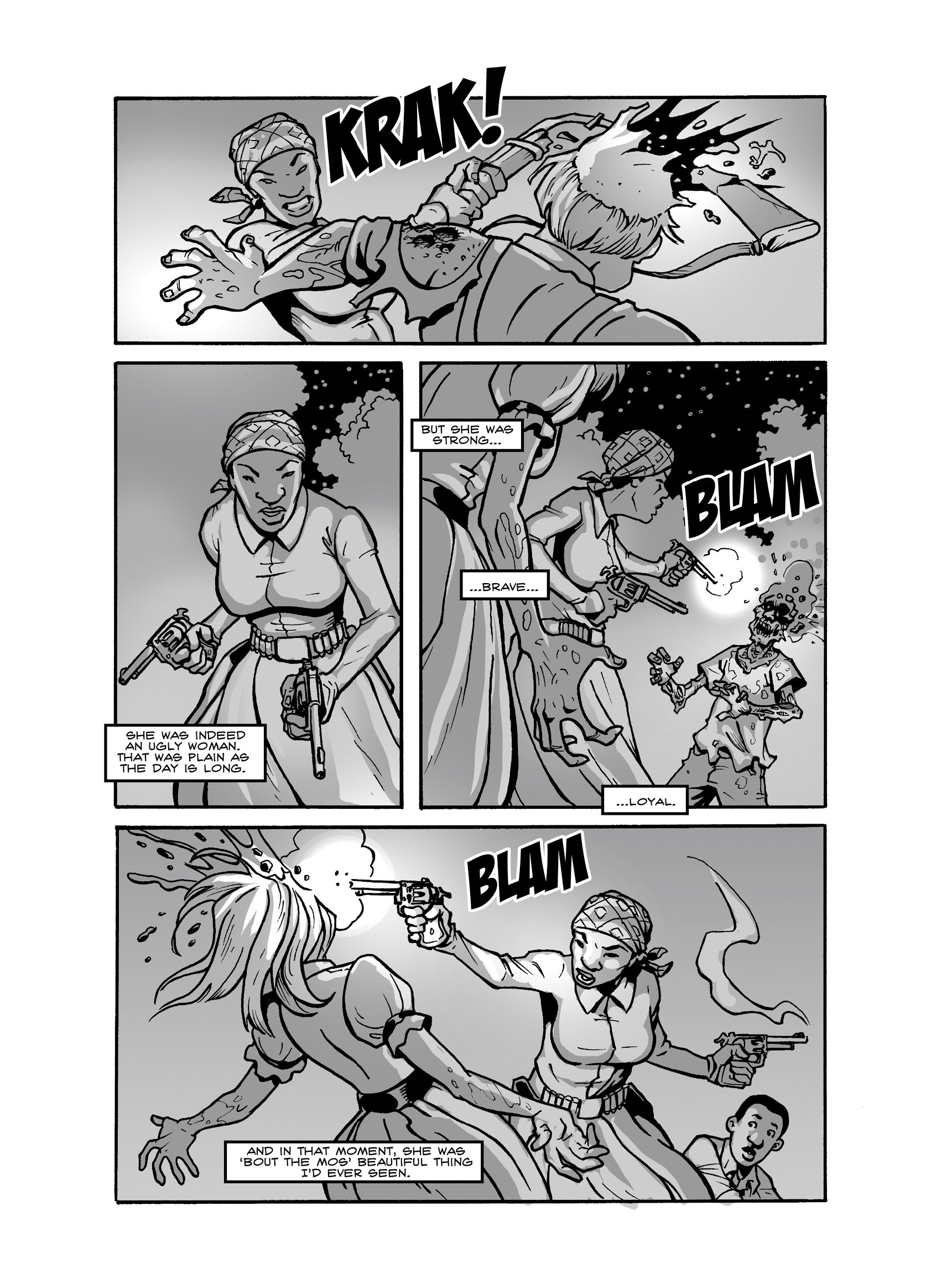 Read online FUBAR comic -  Issue #3 - 114