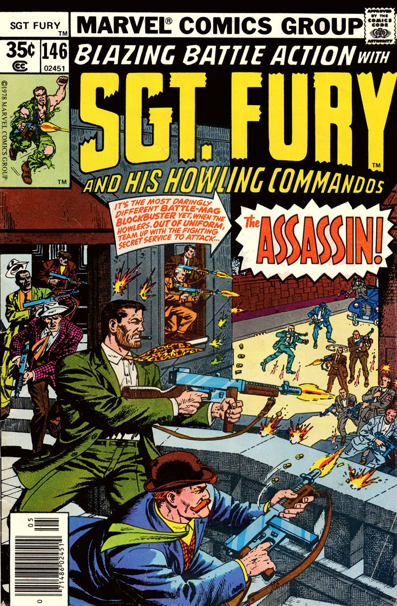 Sgt. Fury issue 146 - Page 1