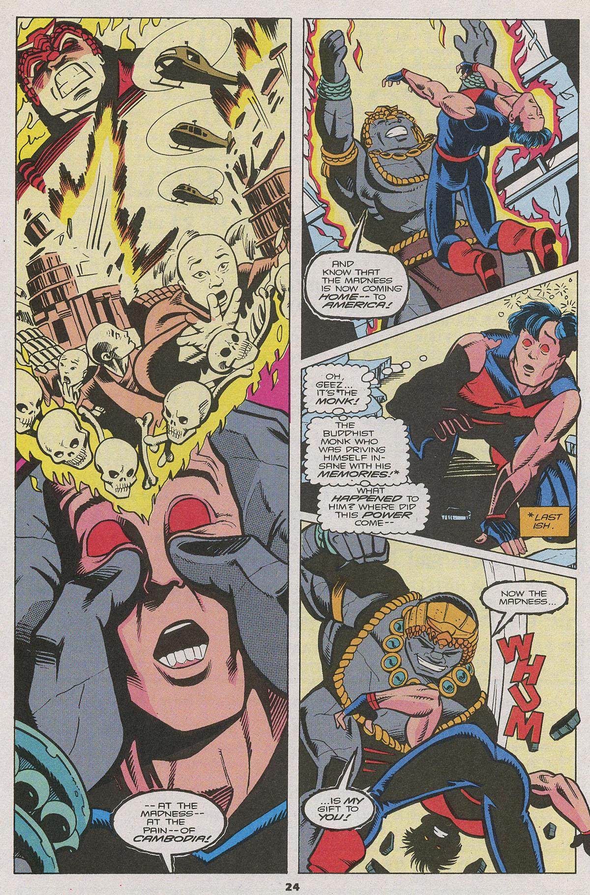 Read online Wonder Man (1991) comic -  Issue #11 - 17