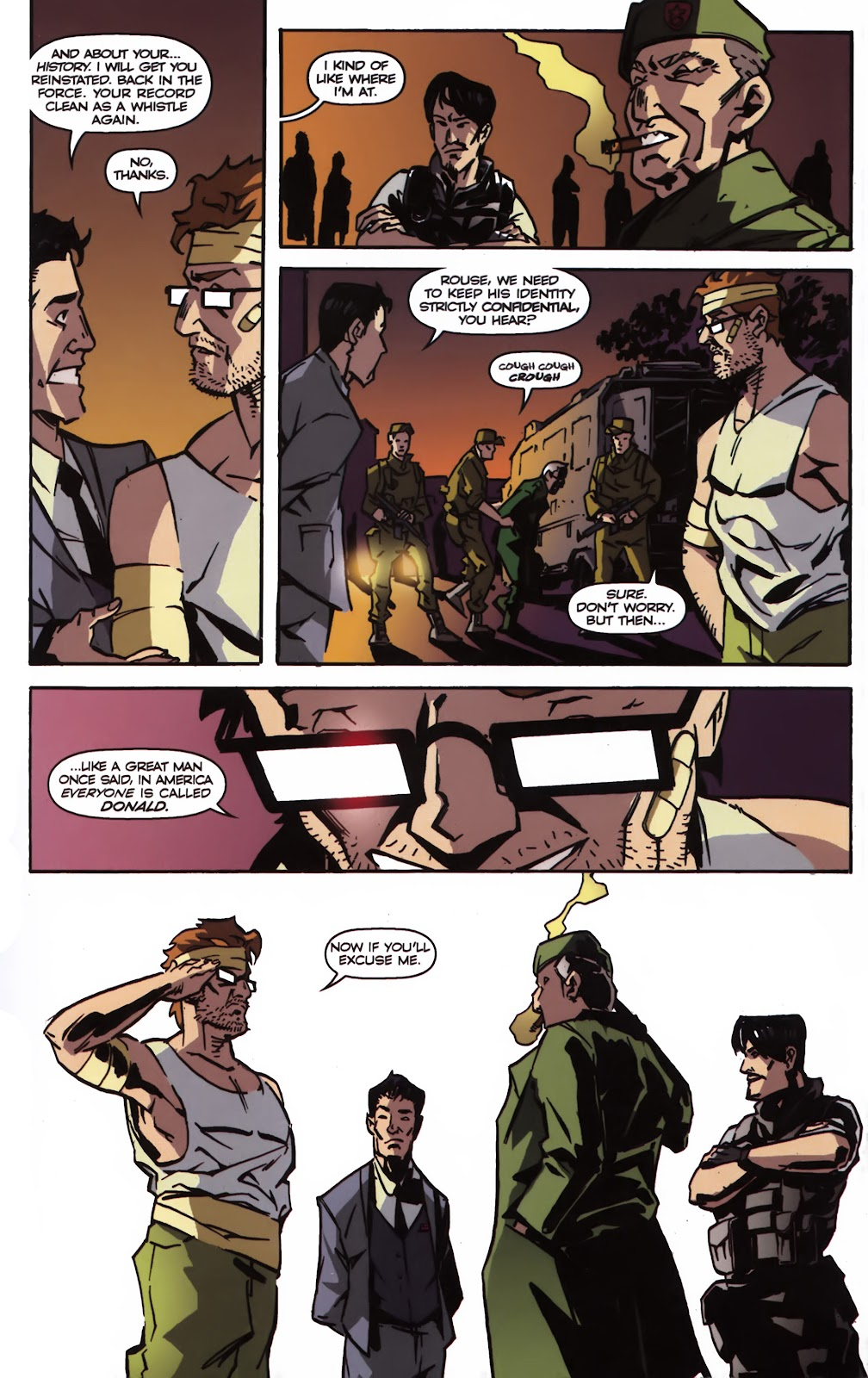Read online Ricky Rouse Has A Gun comic -  Issue # TPB (Part 2) - 76