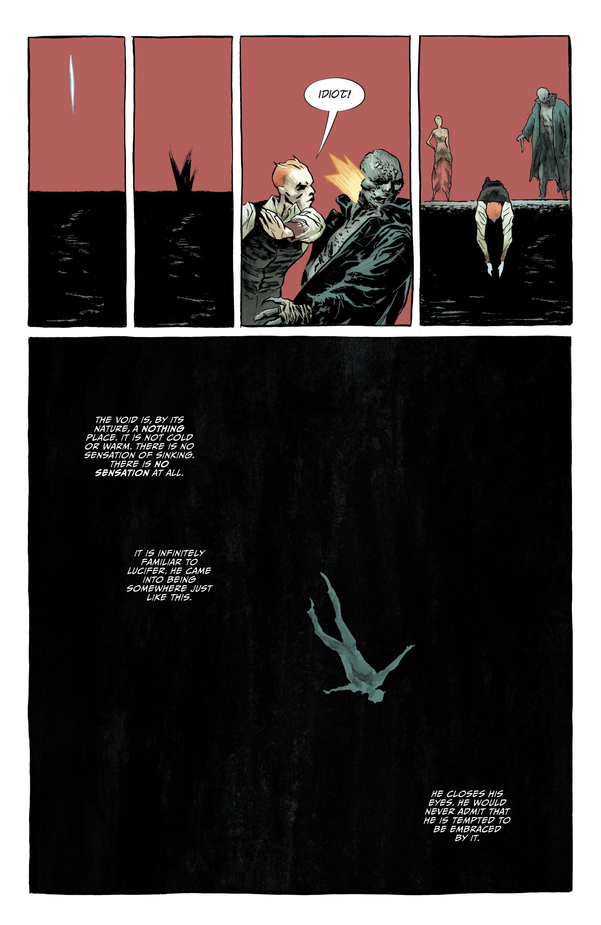 Read online Lucifer (2018) comic -  Issue #10 - 22