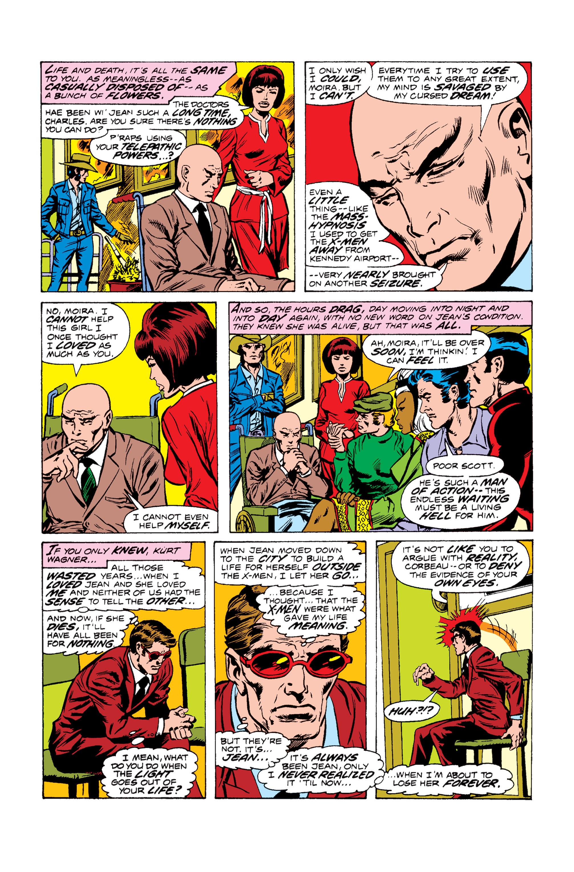 Uncanny X-Men (1963) 101 Page 7