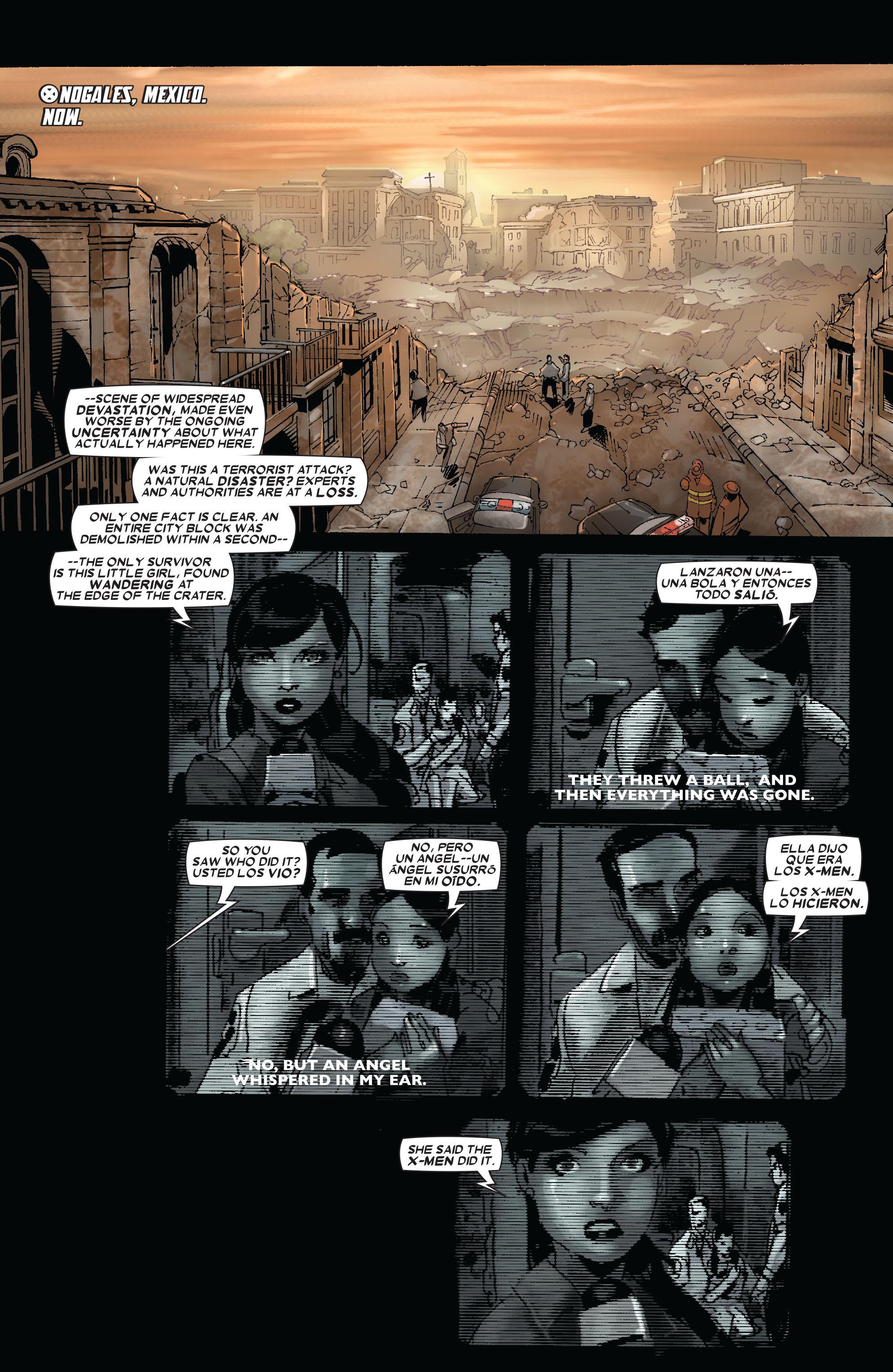 X-Men (1991) 188 Page 21