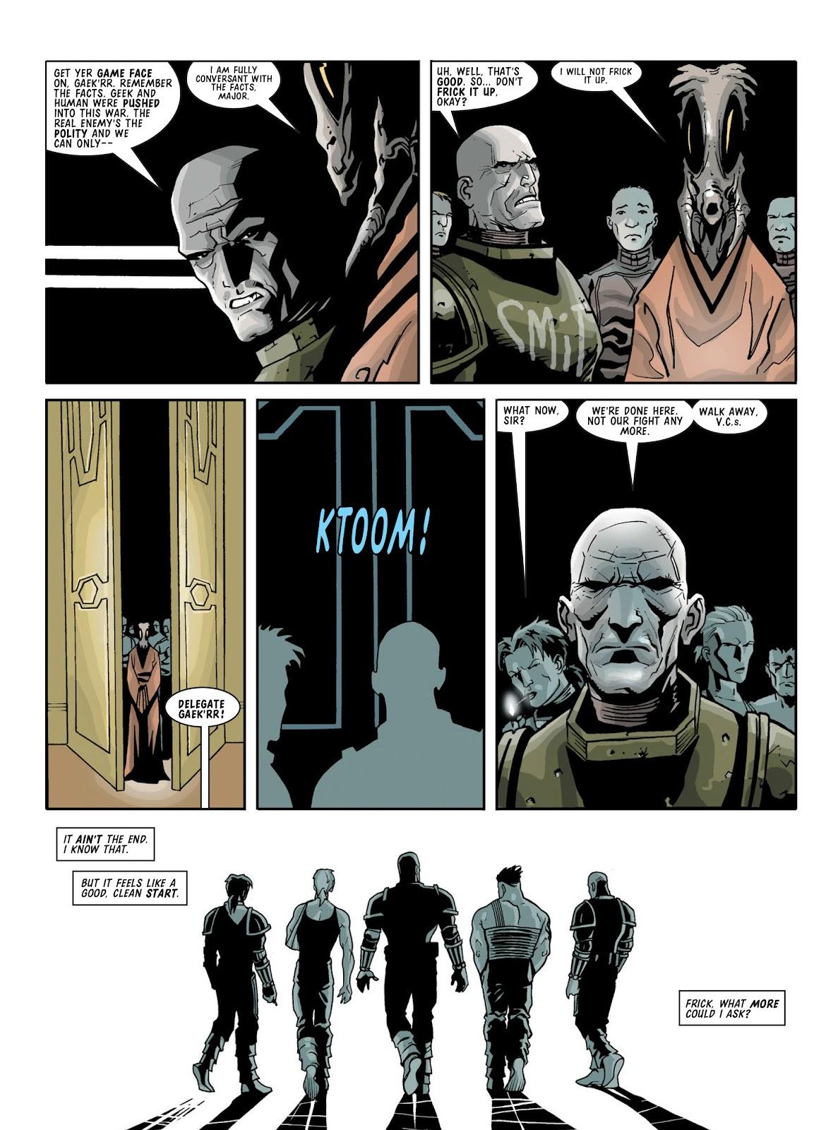 Judge Dredd Megazine (Vol. 5) Issue #381 #180 - English 127