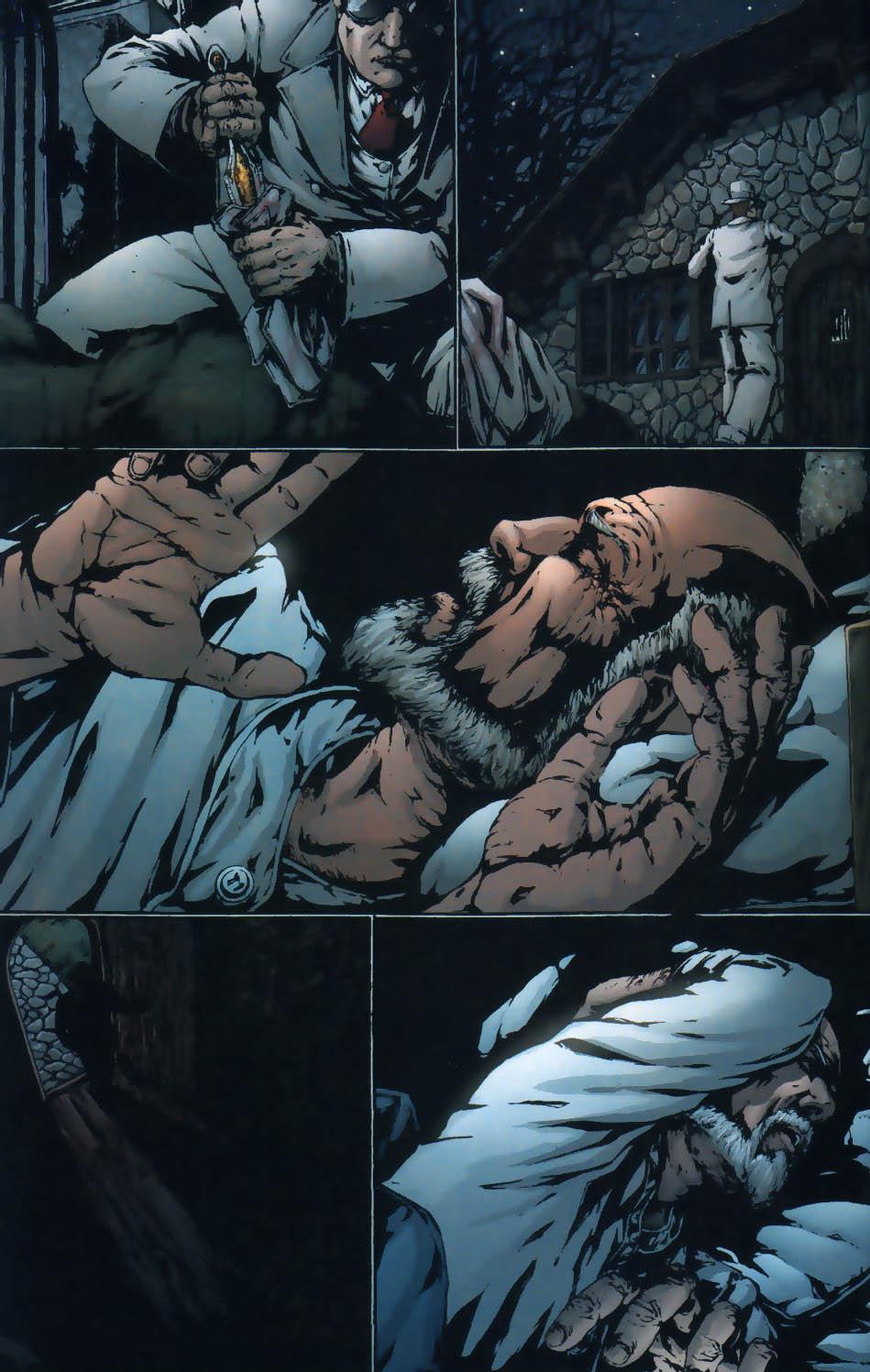 Read online Rex Mundi comic -  Issue #1 - 19