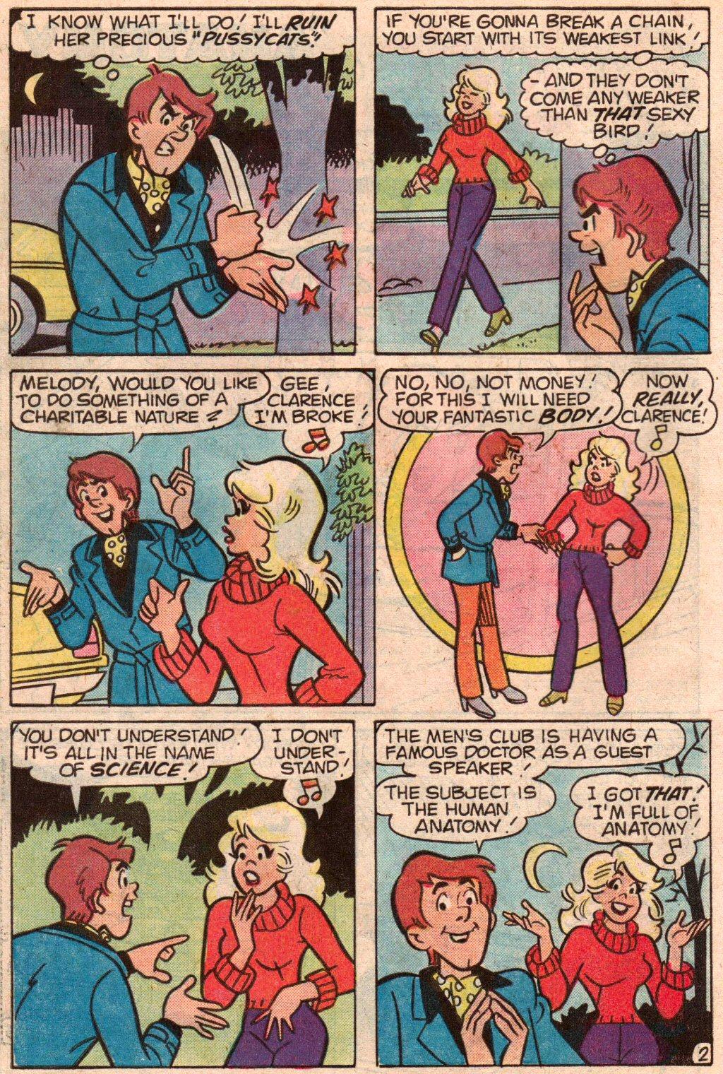 Read online She's Josie comic -  Issue #105 - 30