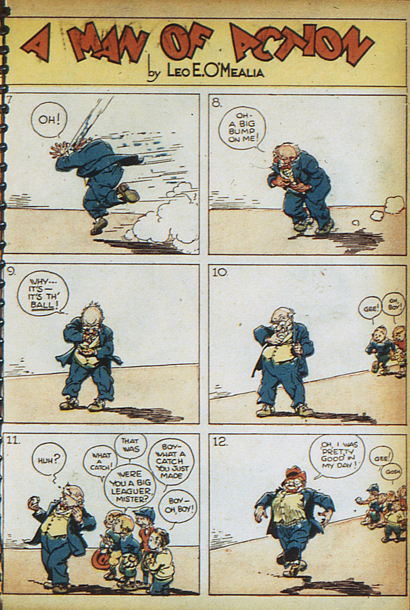 Read online Adventure Comics (1938) comic -  Issue #18 - 28