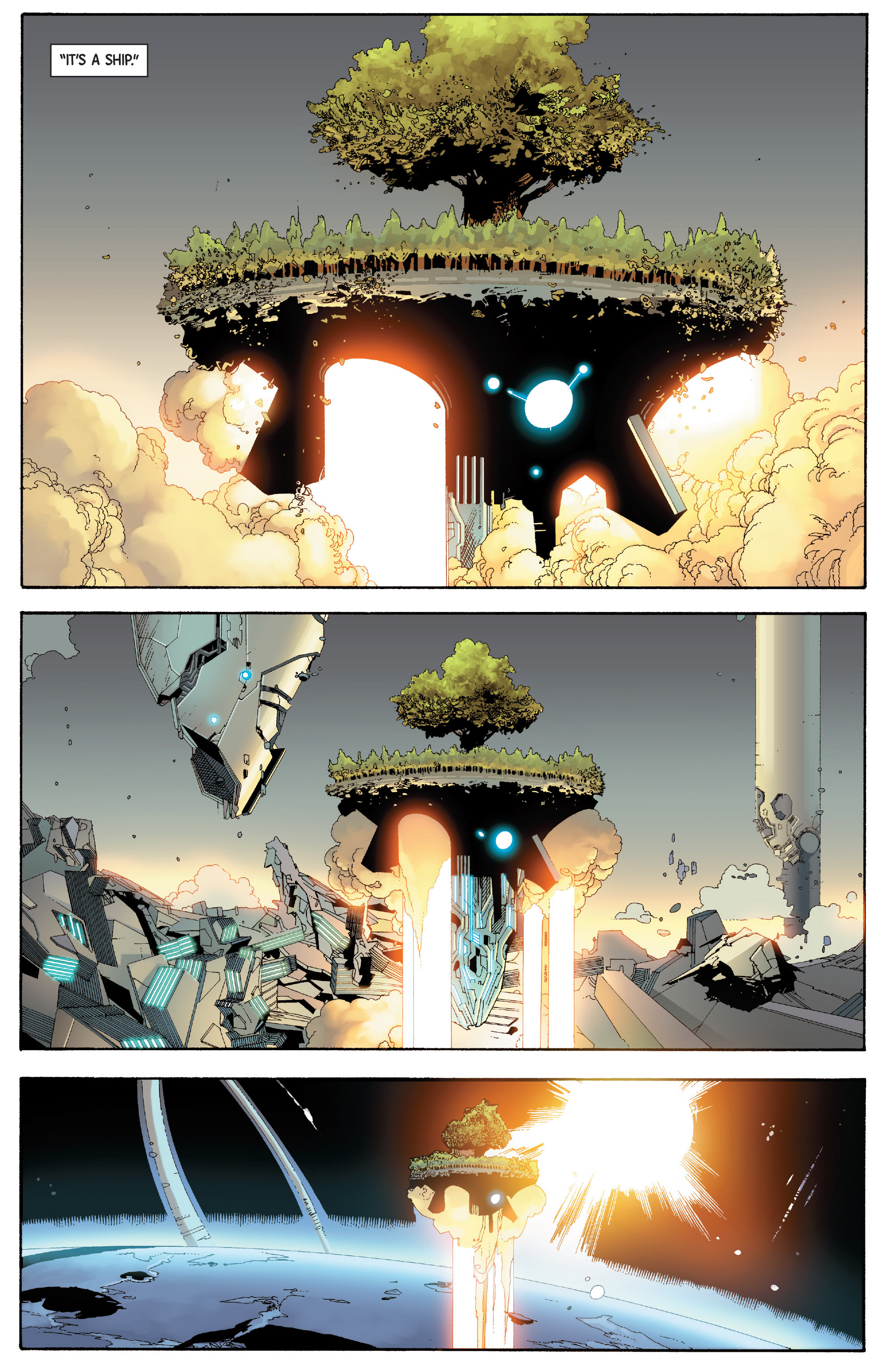 Read online Avengers (2013) comic -  Issue #Avengers (2013) _TPB 6 - 84