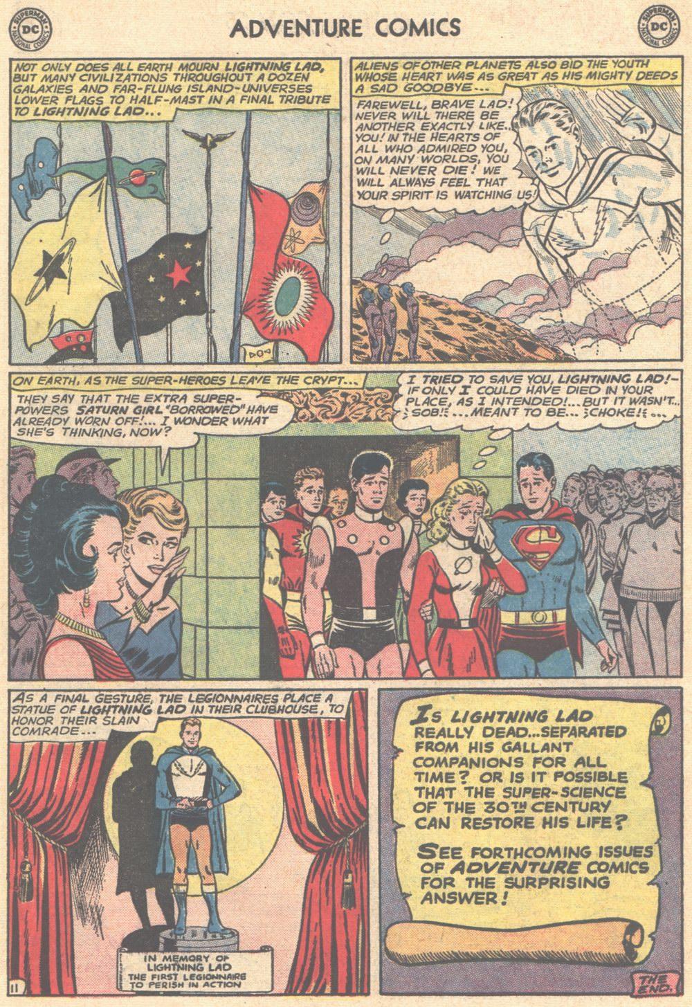 Read online Adventure Comics (1938) comic -  Issue #304 - 31