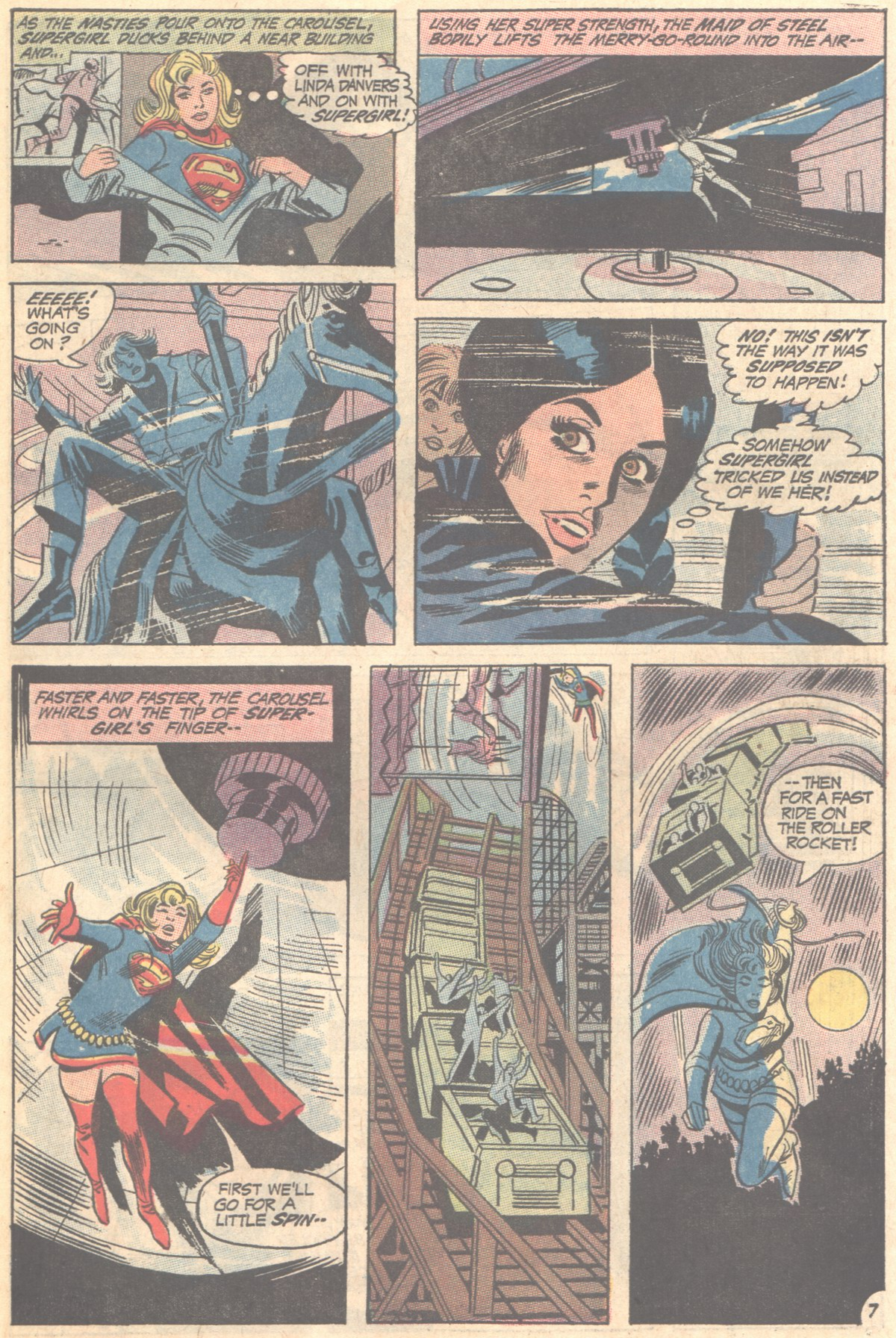 Read online Adventure Comics (1938) comic -  Issue #397 - 31