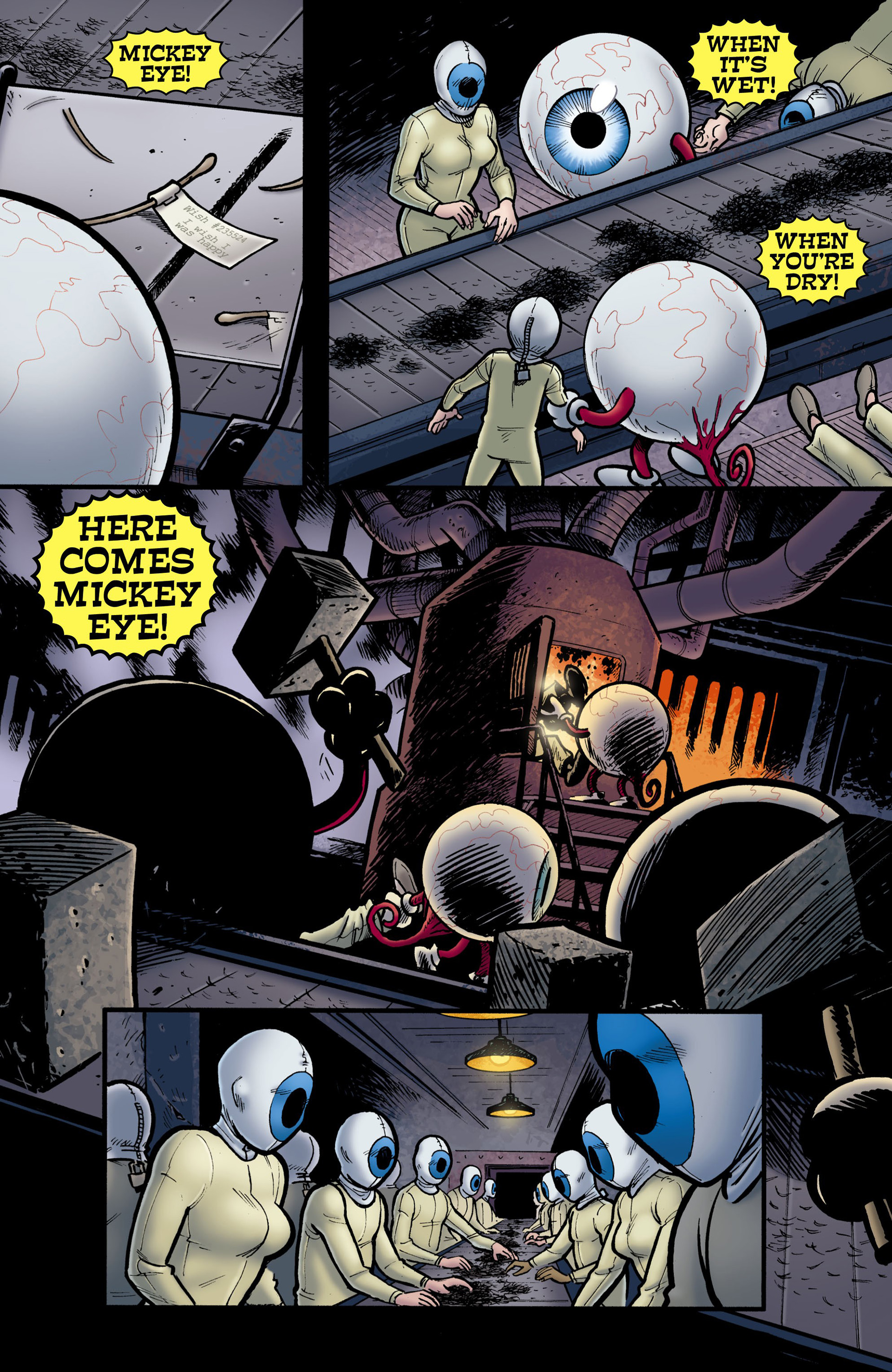 Read online Seaguy: The Slaves of Mickey Eye comic -  Issue #3 - 6