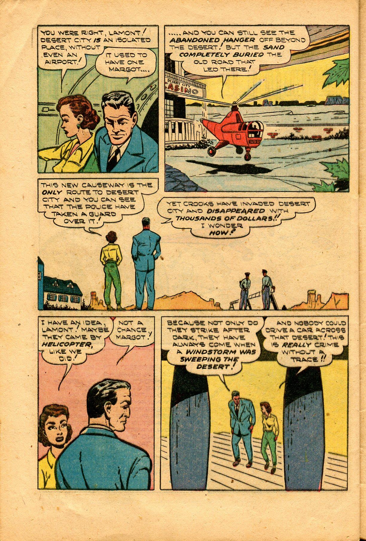Read online Shadow Comics comic -  Issue #94 - 38