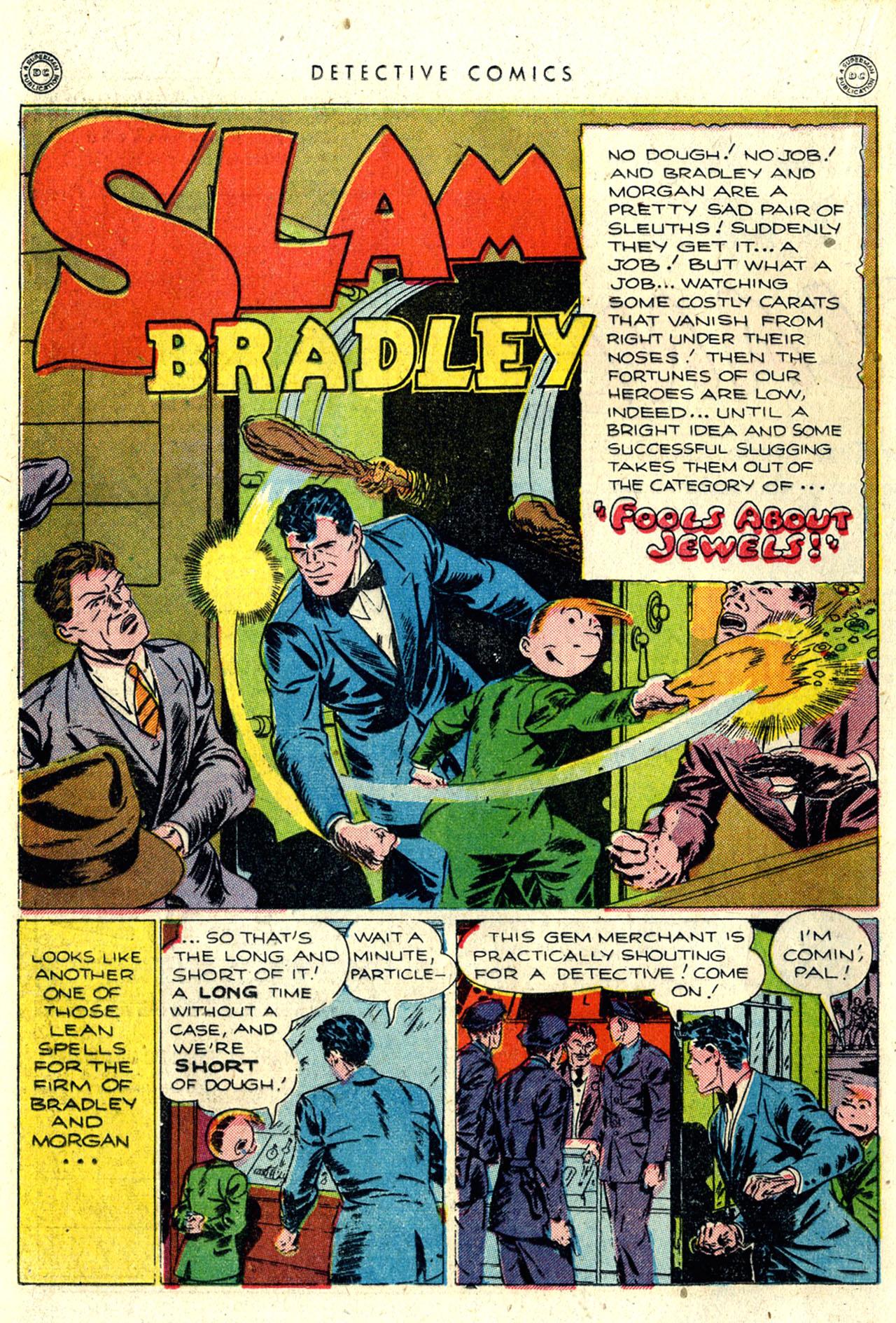 Read online Detective Comics (1937) comic -  Issue #100 - 27