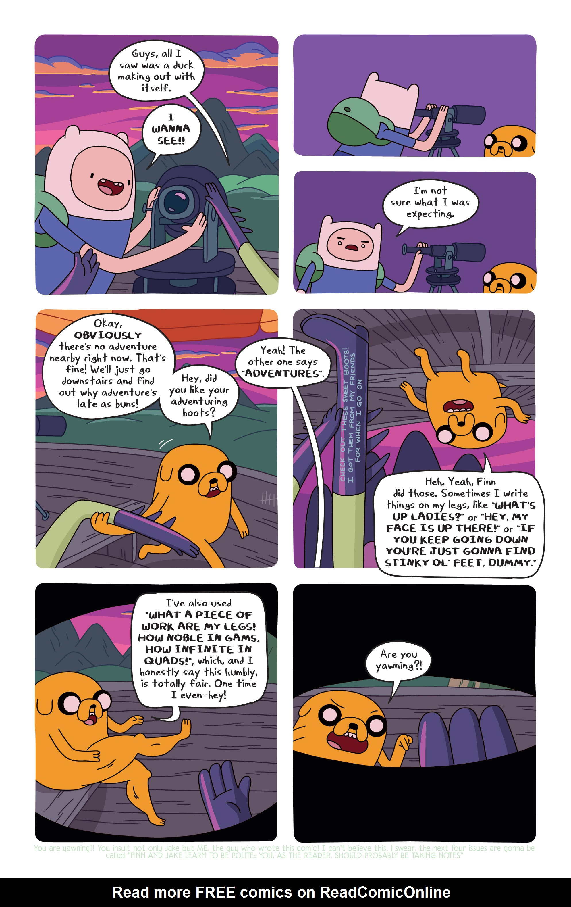 Read online Adventure Time comic -  Issue #Adventure Time _TPB 5 - 8