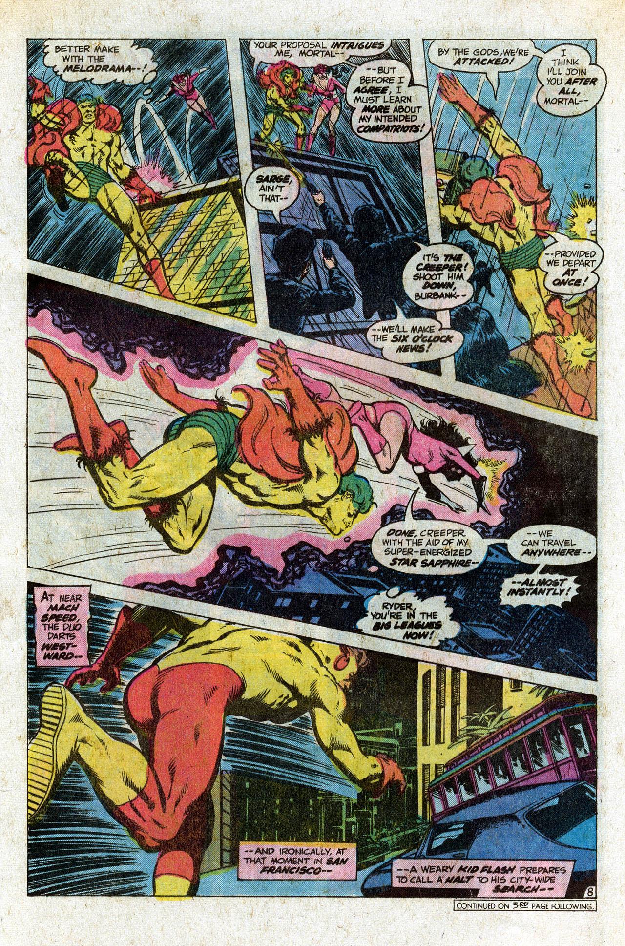 Read online Secret Society of Super-Villains comic -  Issue #9 - 12
