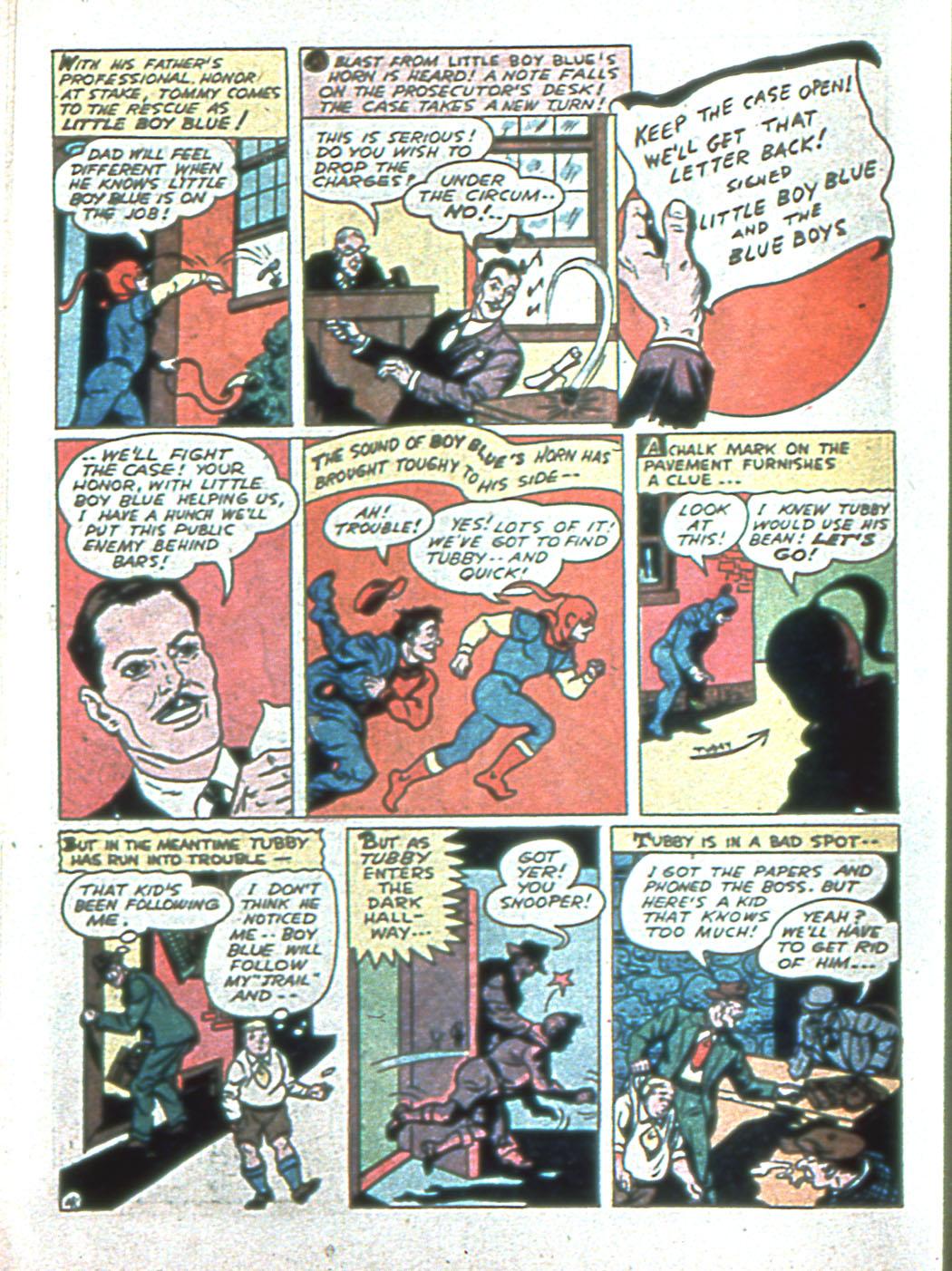 Read online Sensation (Mystery) Comics comic -  Issue #6 - 52