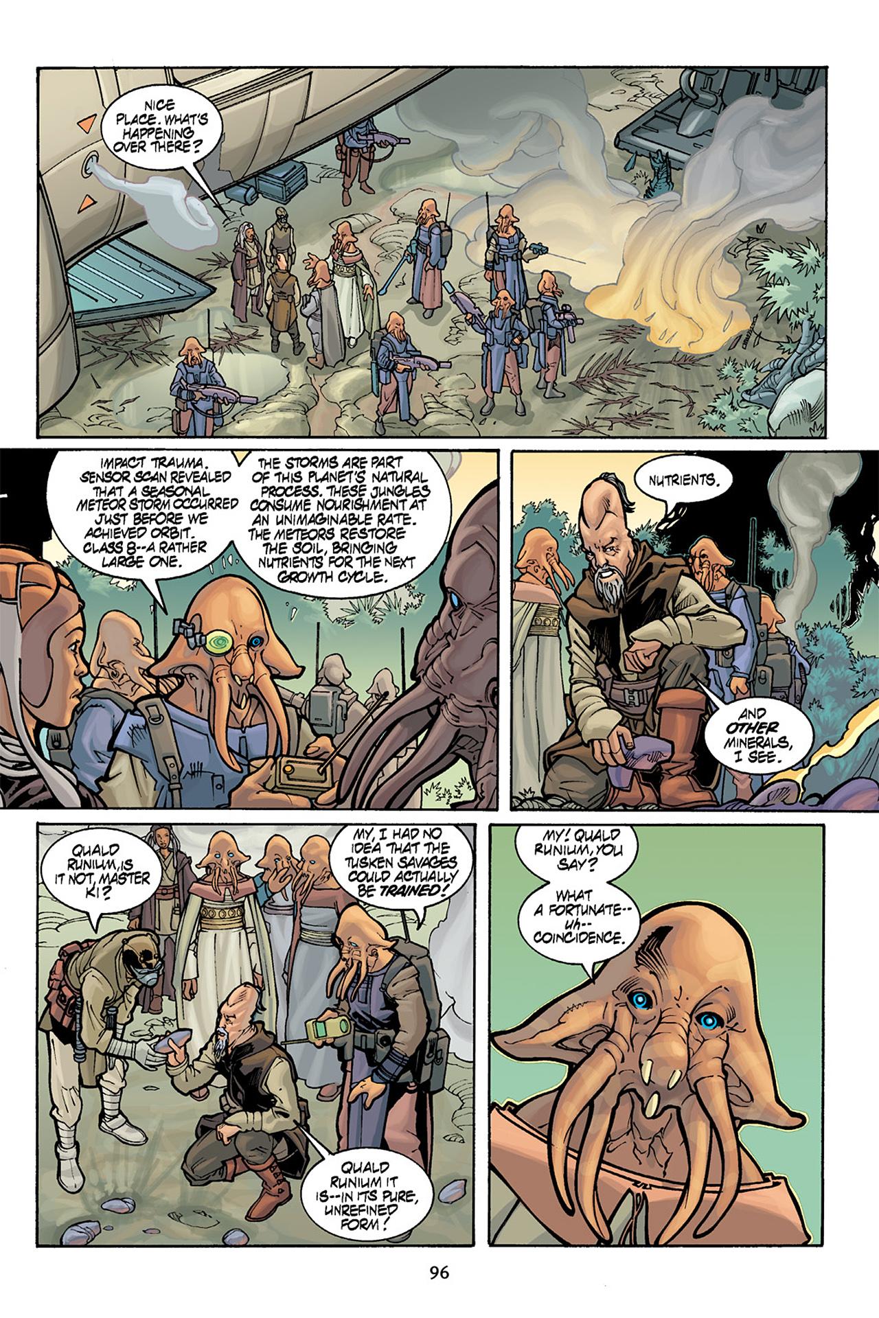 Read online Star Wars Omnibus comic -  Issue # Vol. 10 - 95