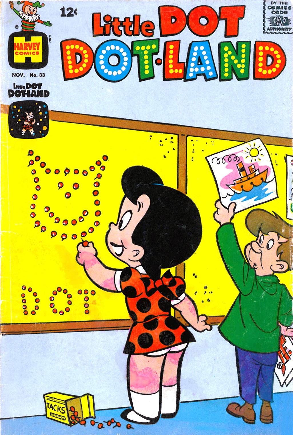 Little Dot Dotland 33 Page 1