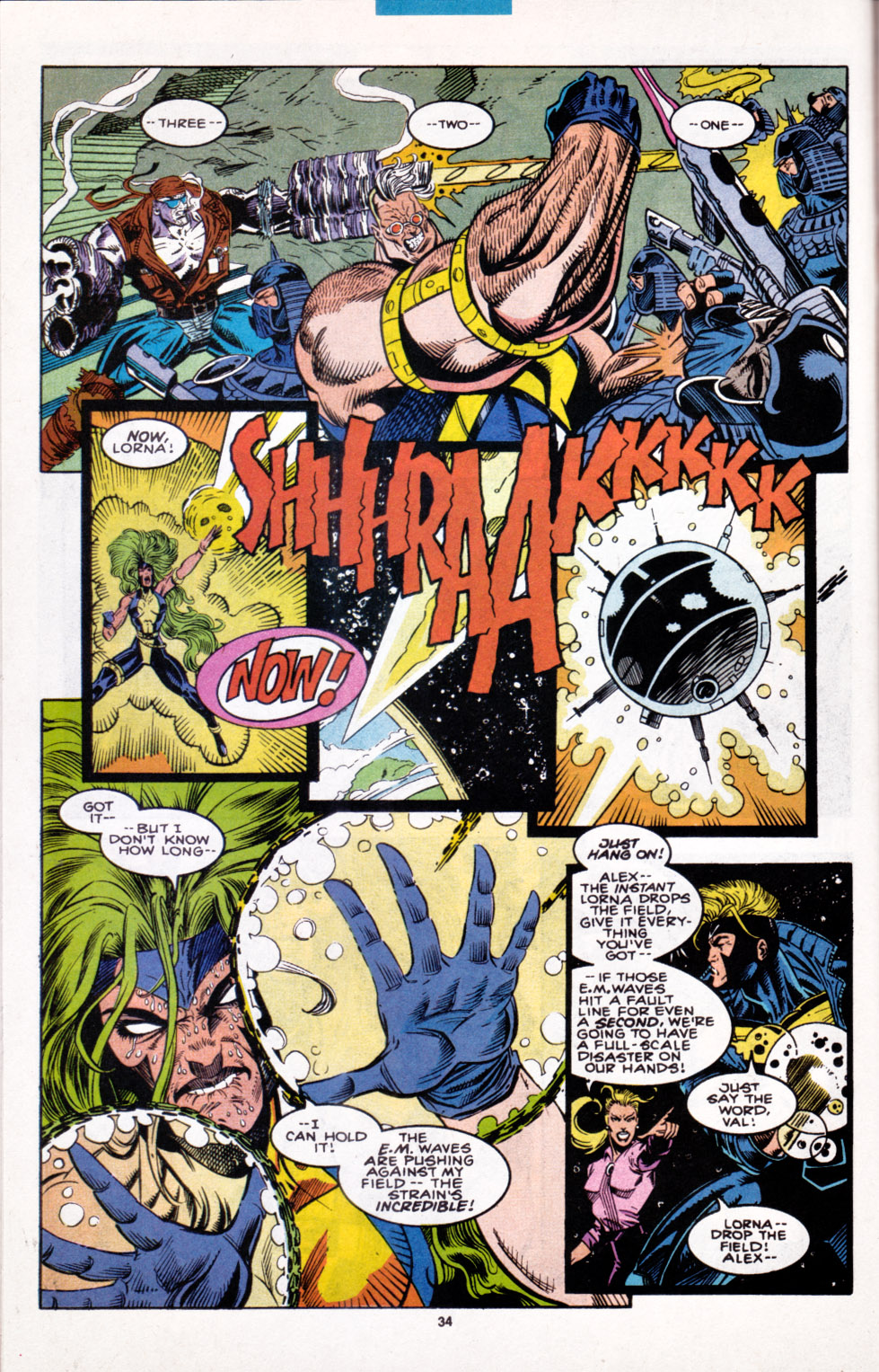 Read online X-Factor (1986) comic -  Issue #100 - 28