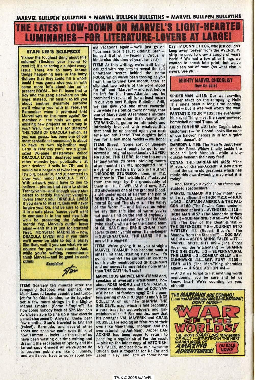Read online Uncanny X-Men (1963) comic -  Issue #81 - 32