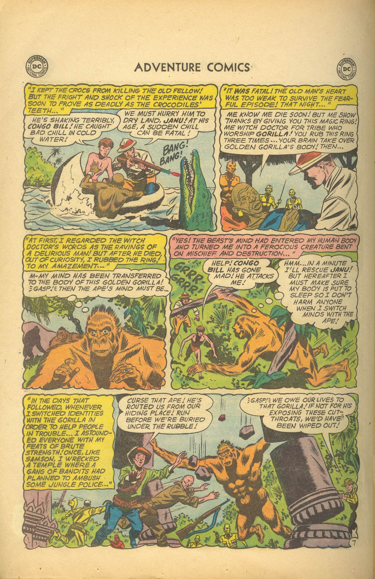 Read online Adventure Comics (1938) comic -  Issue #281 - 24