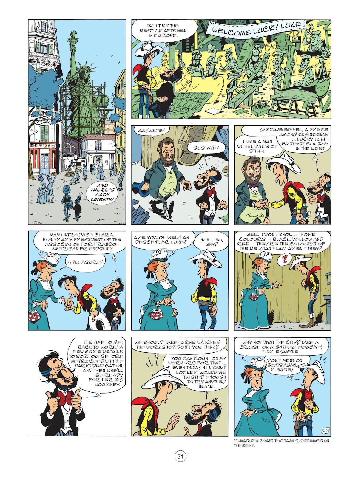 A Lucky Luke Adventure issue 71 - Page 33