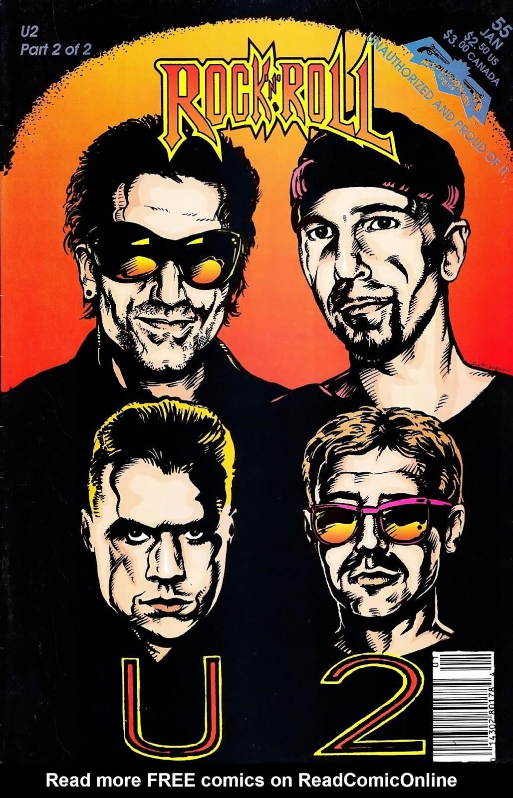 Rock N Roll Comics 55 Page 1