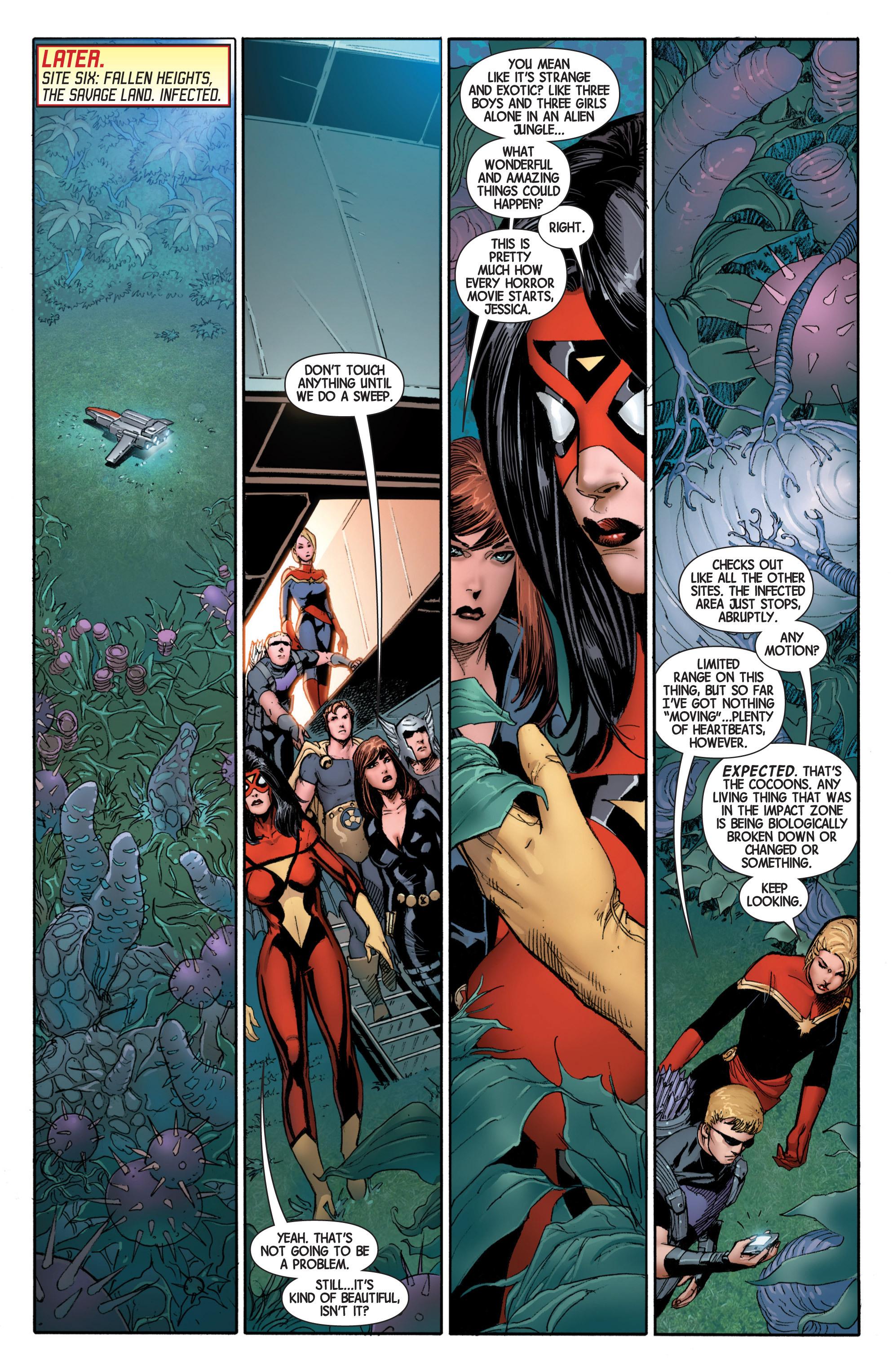 Read online Avengers (2013) comic -  Issue #Avengers (2013) _TPB 1 - 87