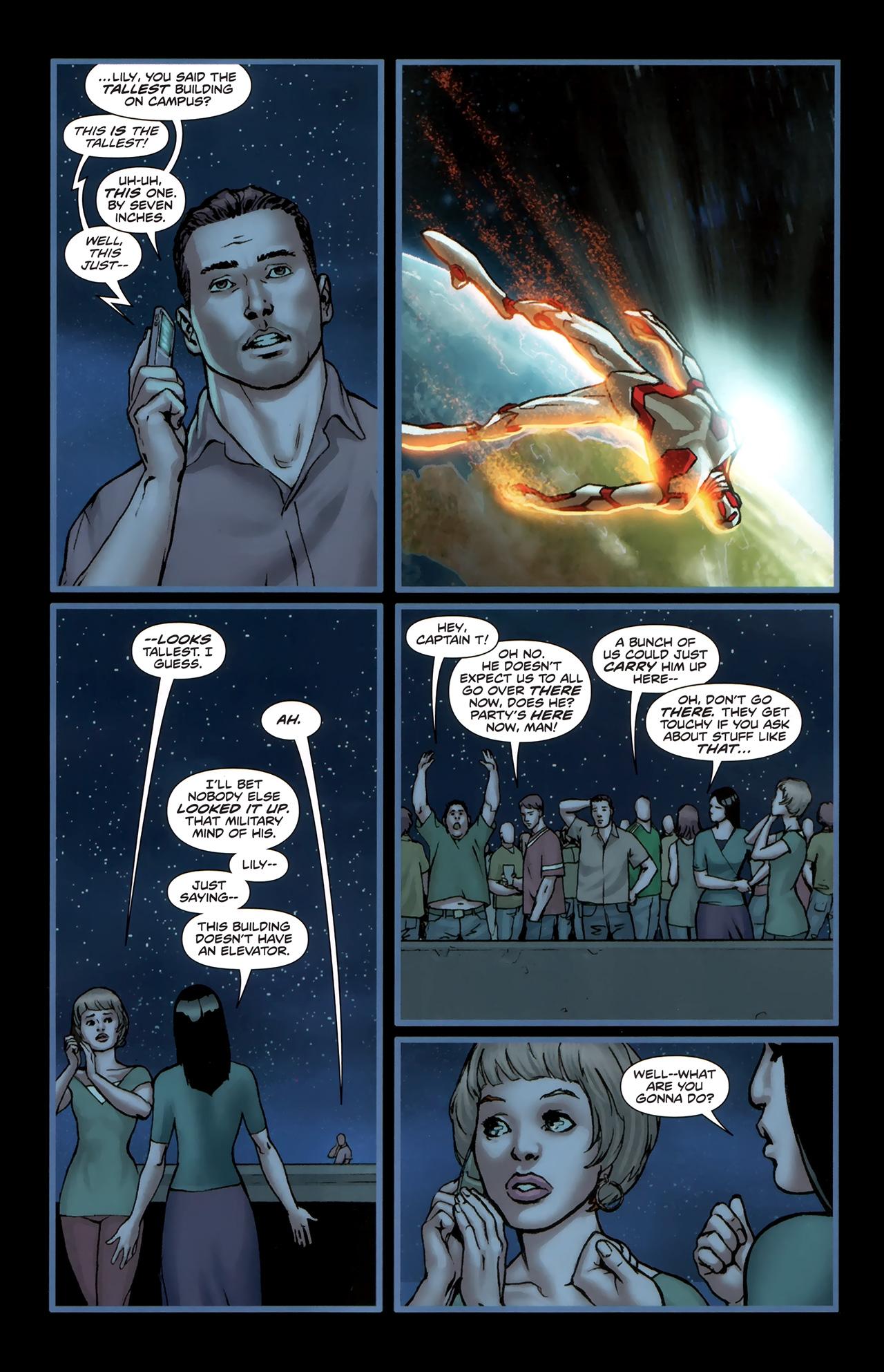 Read online Soldier Zero comic -  Issue #1 - 12