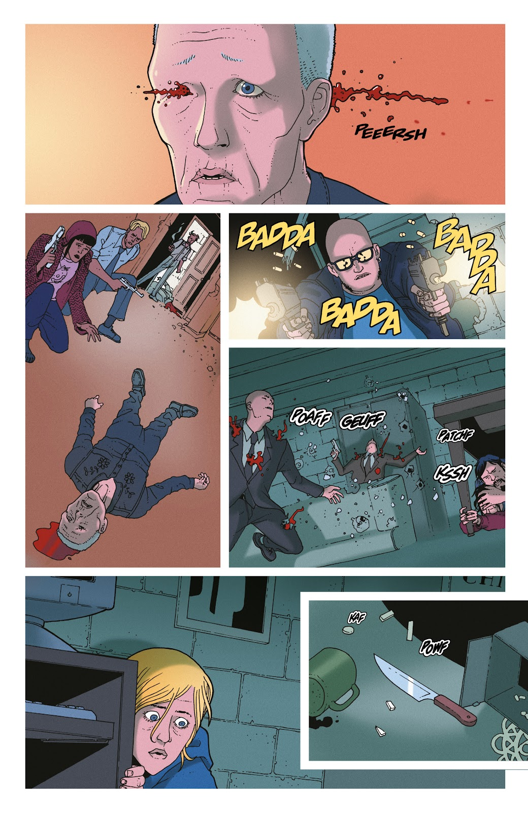 Read online She Could Fly comic -  Issue # _TPB - 126
