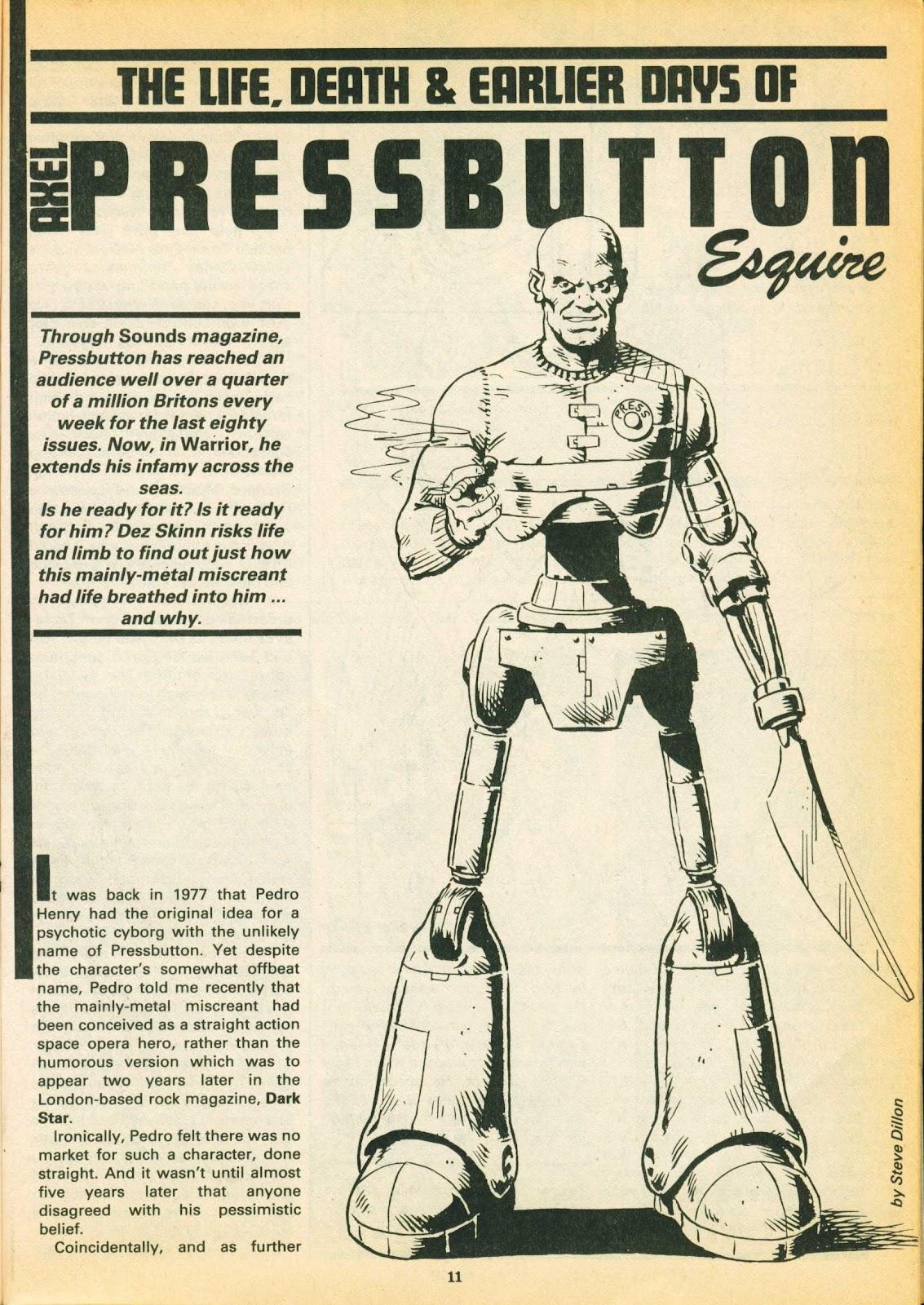 Warrior Issue #2 #3 - English 11