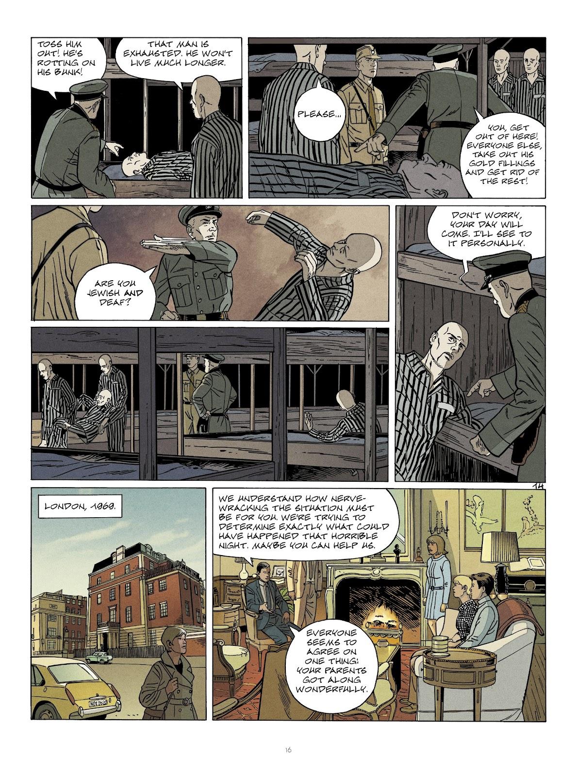 Read online Sherman comic -  Issue #7 - 16