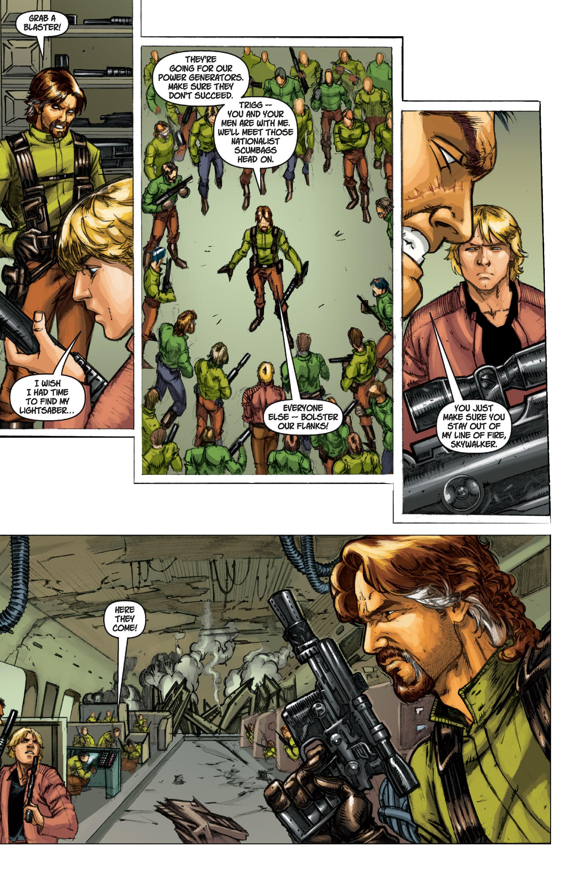 Read online Star Wars Omnibus comic -  Issue # Vol. 20 - 114