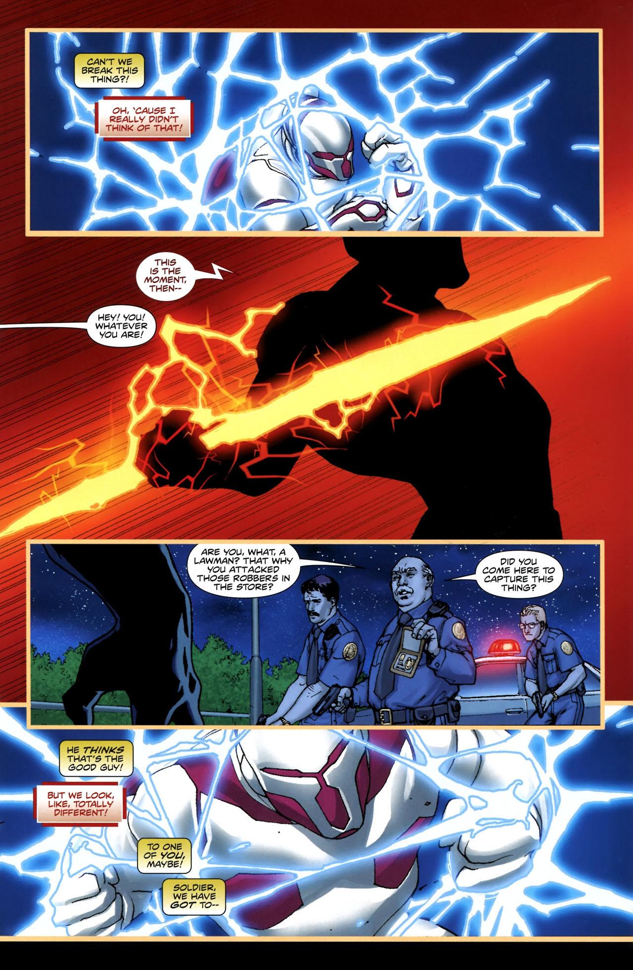 Read online Soldier Zero comic -  Issue #4 - 15