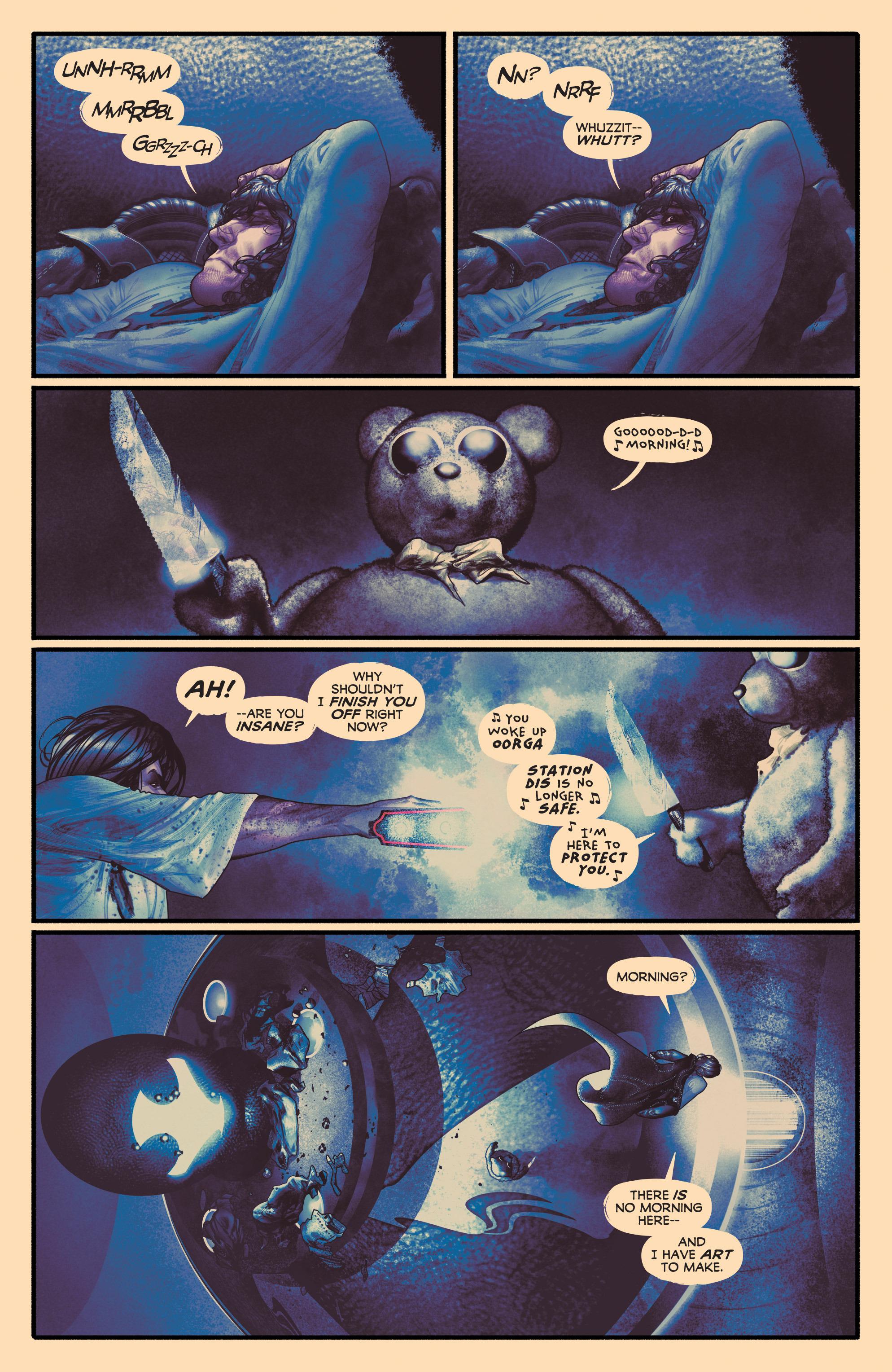 Read online Annihilator comic -  Issue #3 - 7