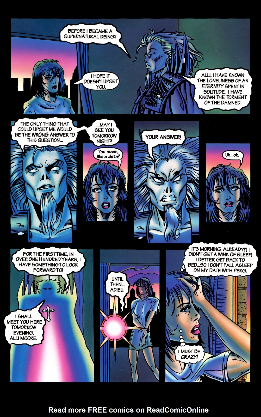 Read online Perg comic -  Issue #5 - 21