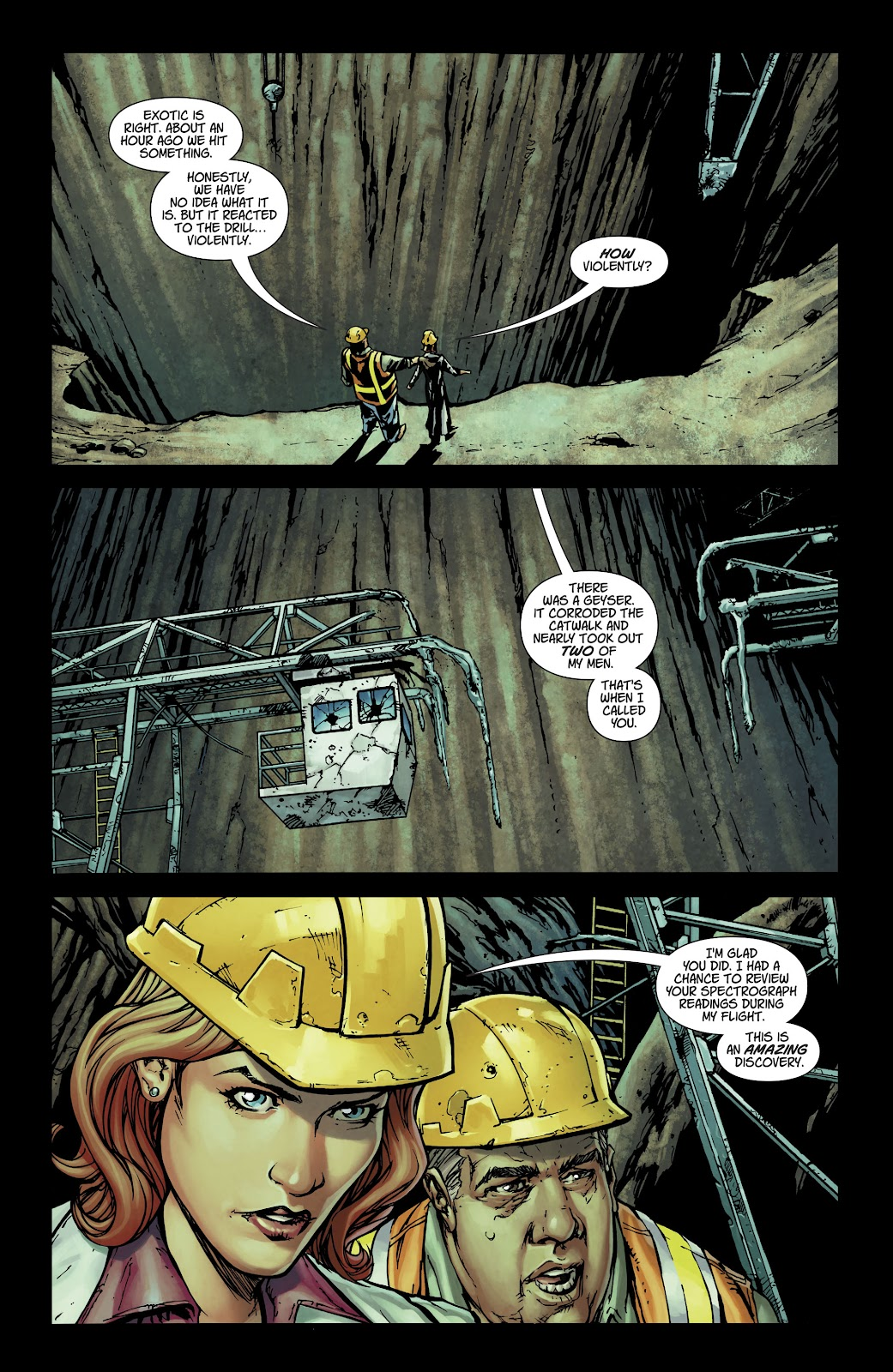 Read online Metal Men (2019) comic -  Issue #1 - 10