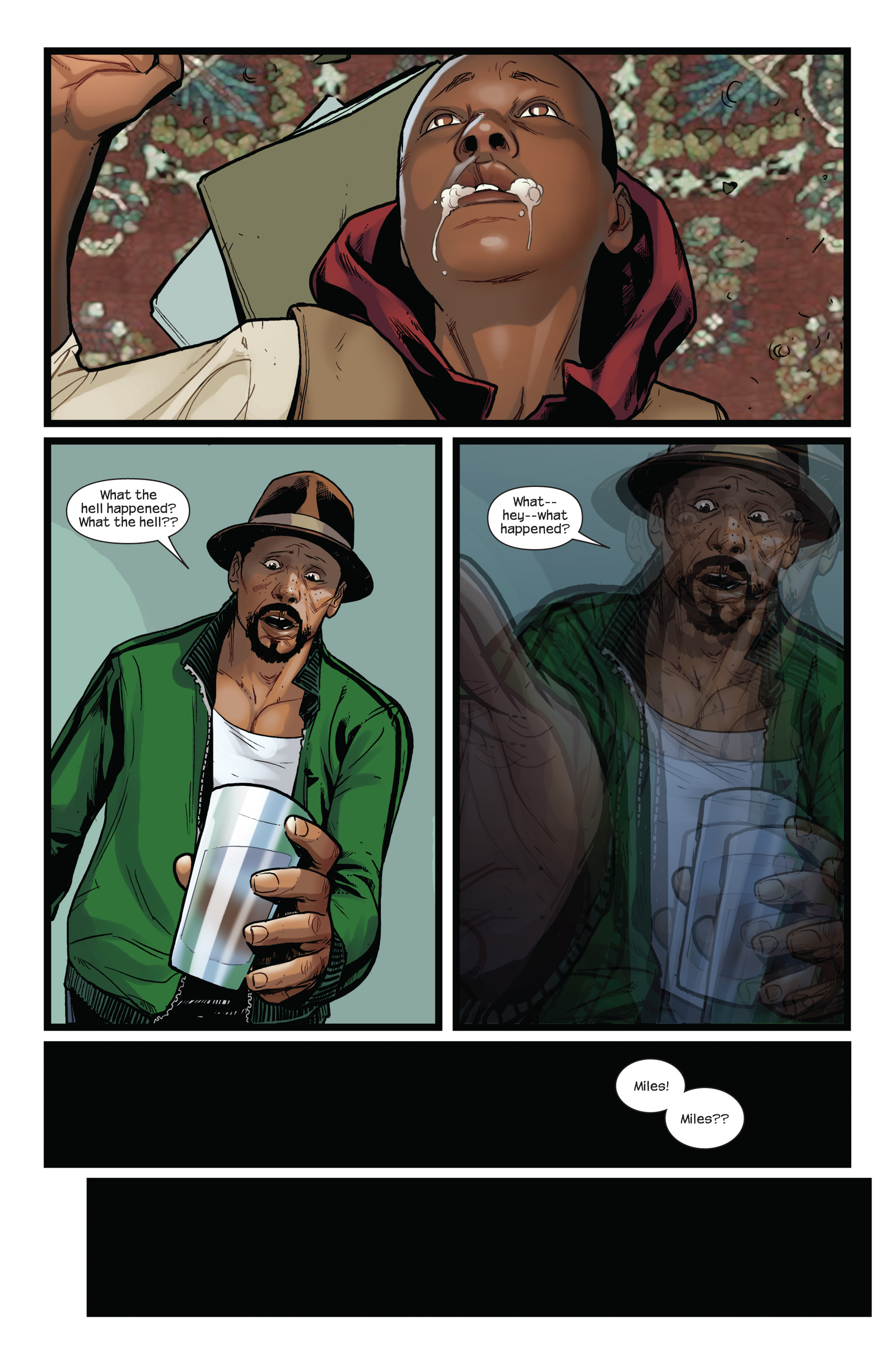 Read online Secret Wars Prelude comic -  Issue # Full - 161