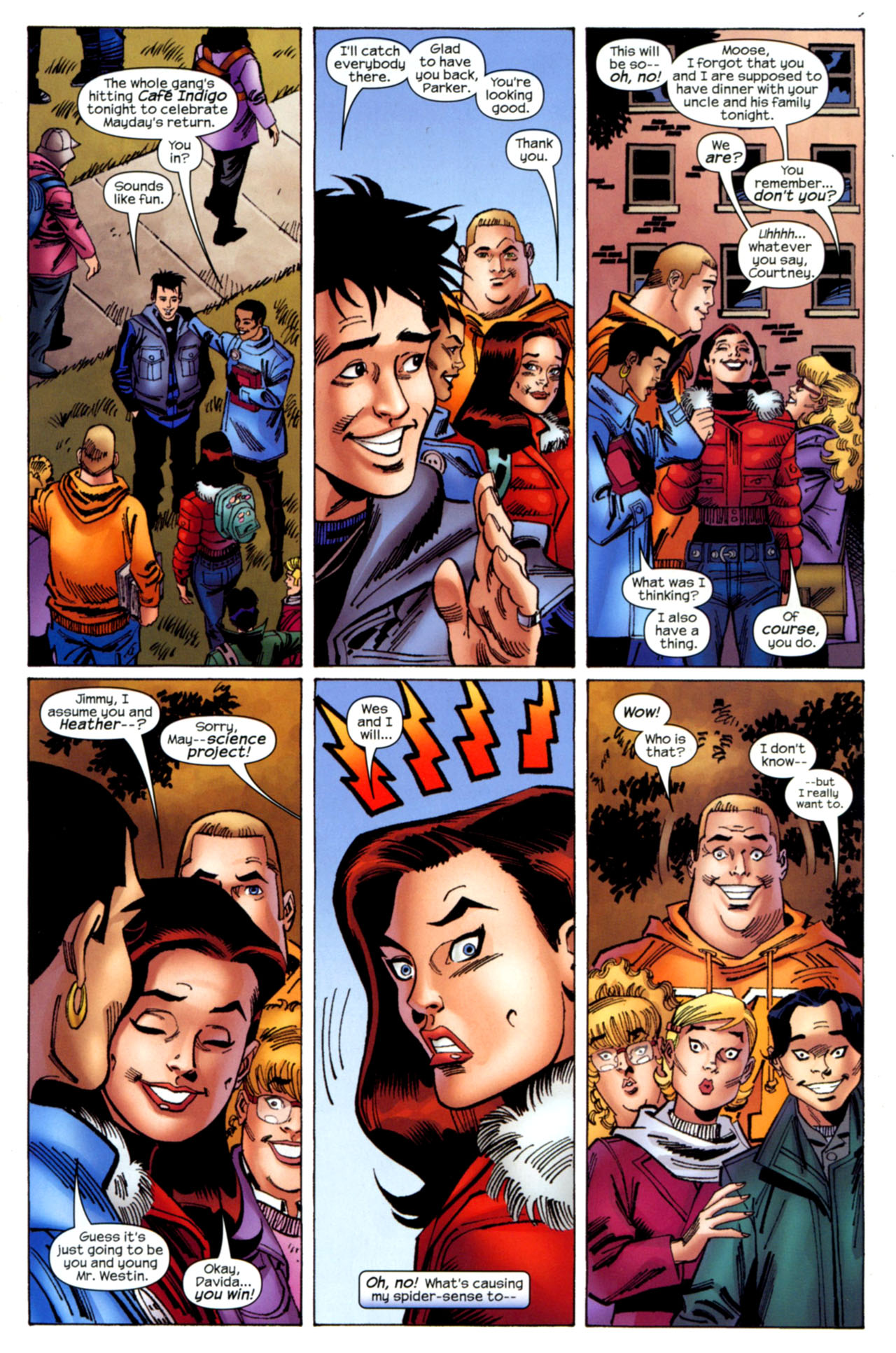 Read online Amazing Spider-Man Family comic -  Issue #5 - 14