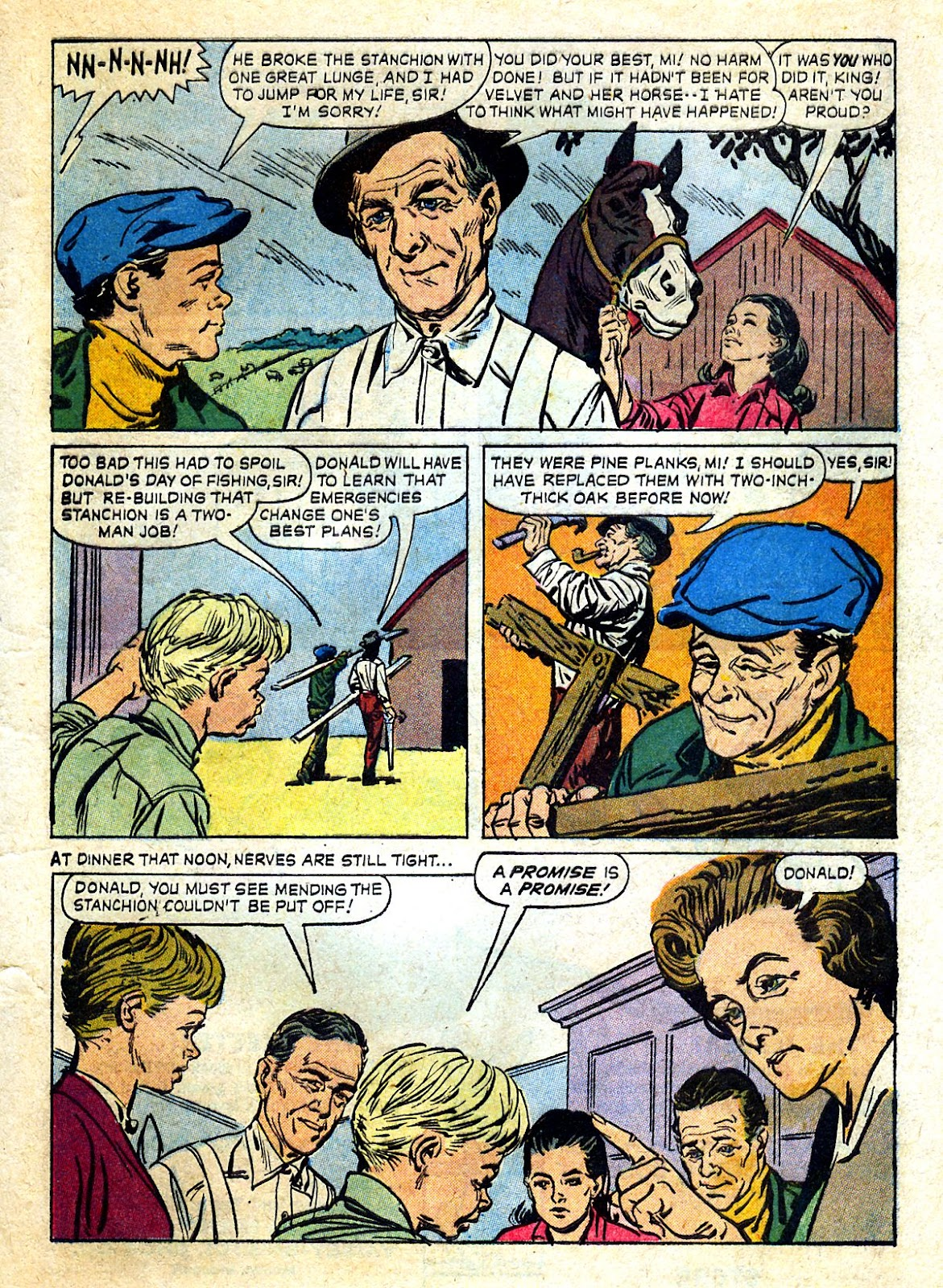 Four Color Comics issue 1195 - Page 32