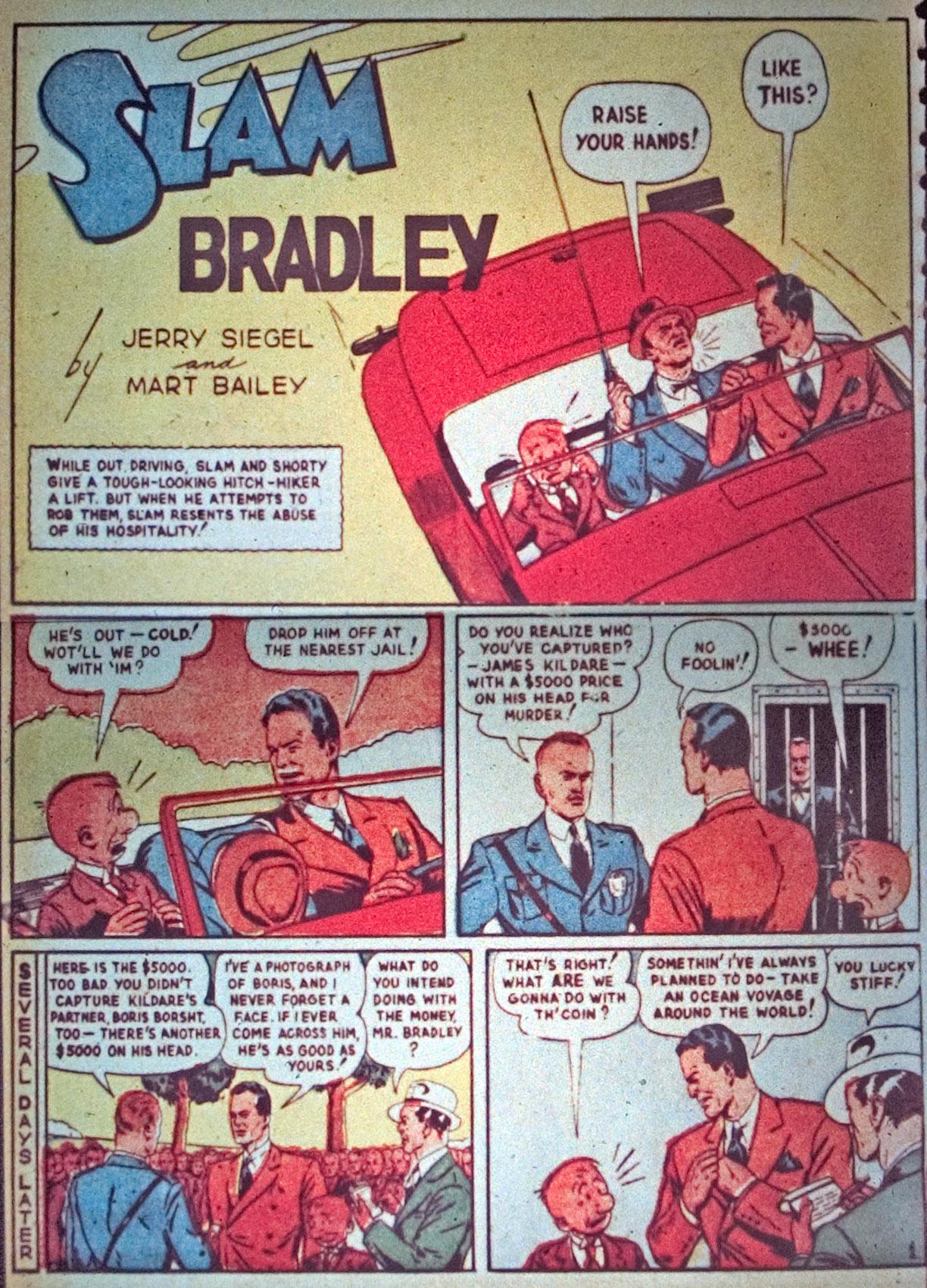 Read online Detective Comics (1937) comic -  Issue #34 - 56