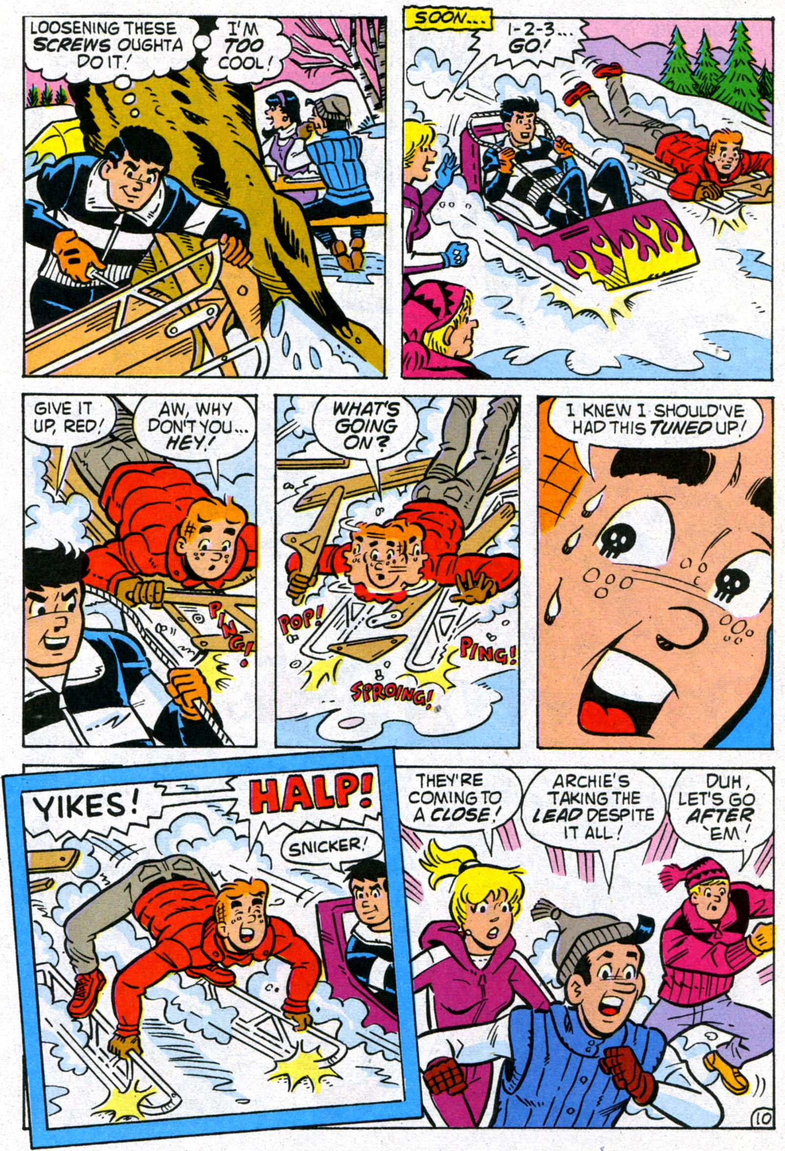 Read online World of Archie comic -  Issue #8 - 16