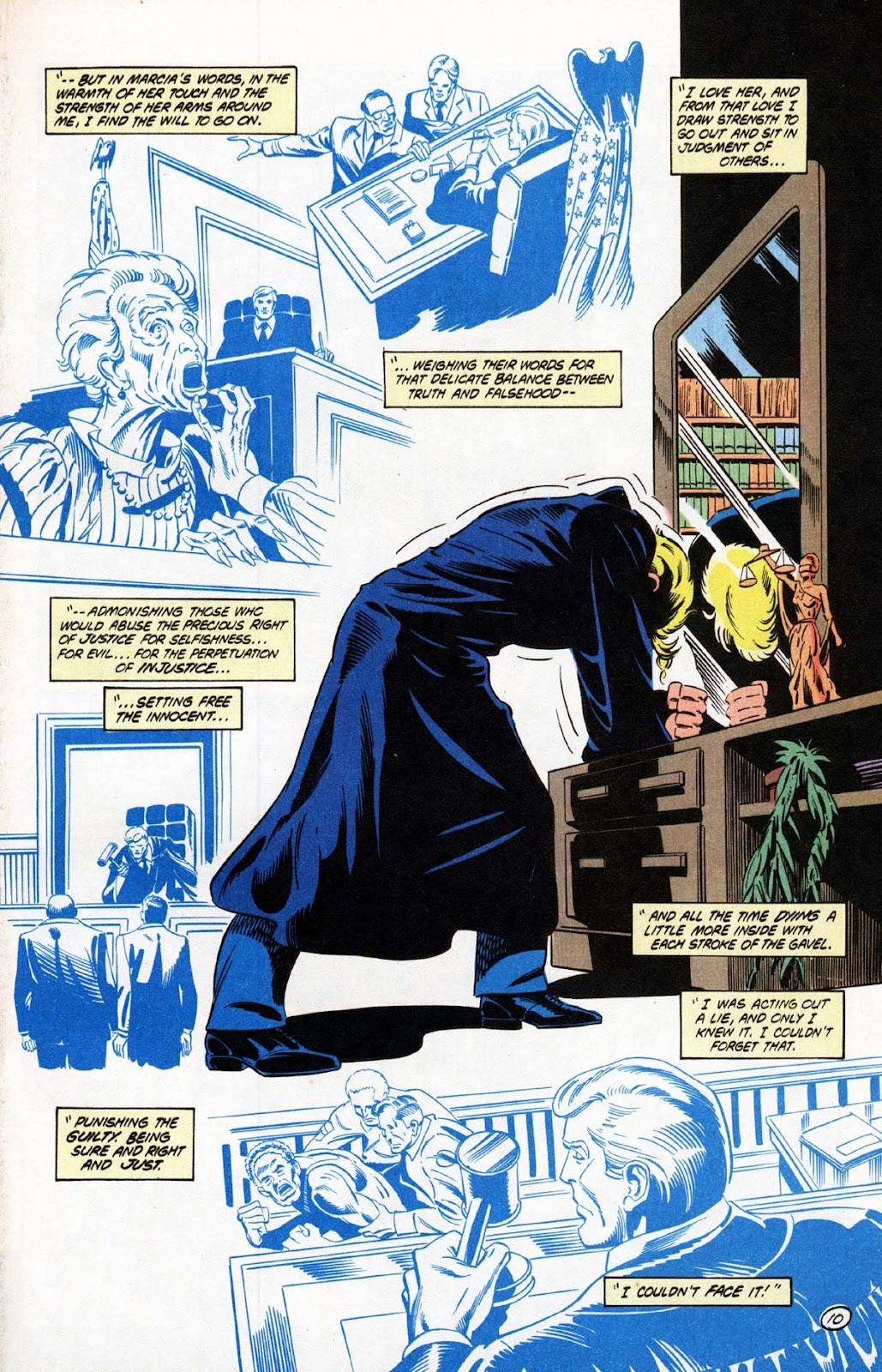 Vigilante (1983) issue 20 - Page 11