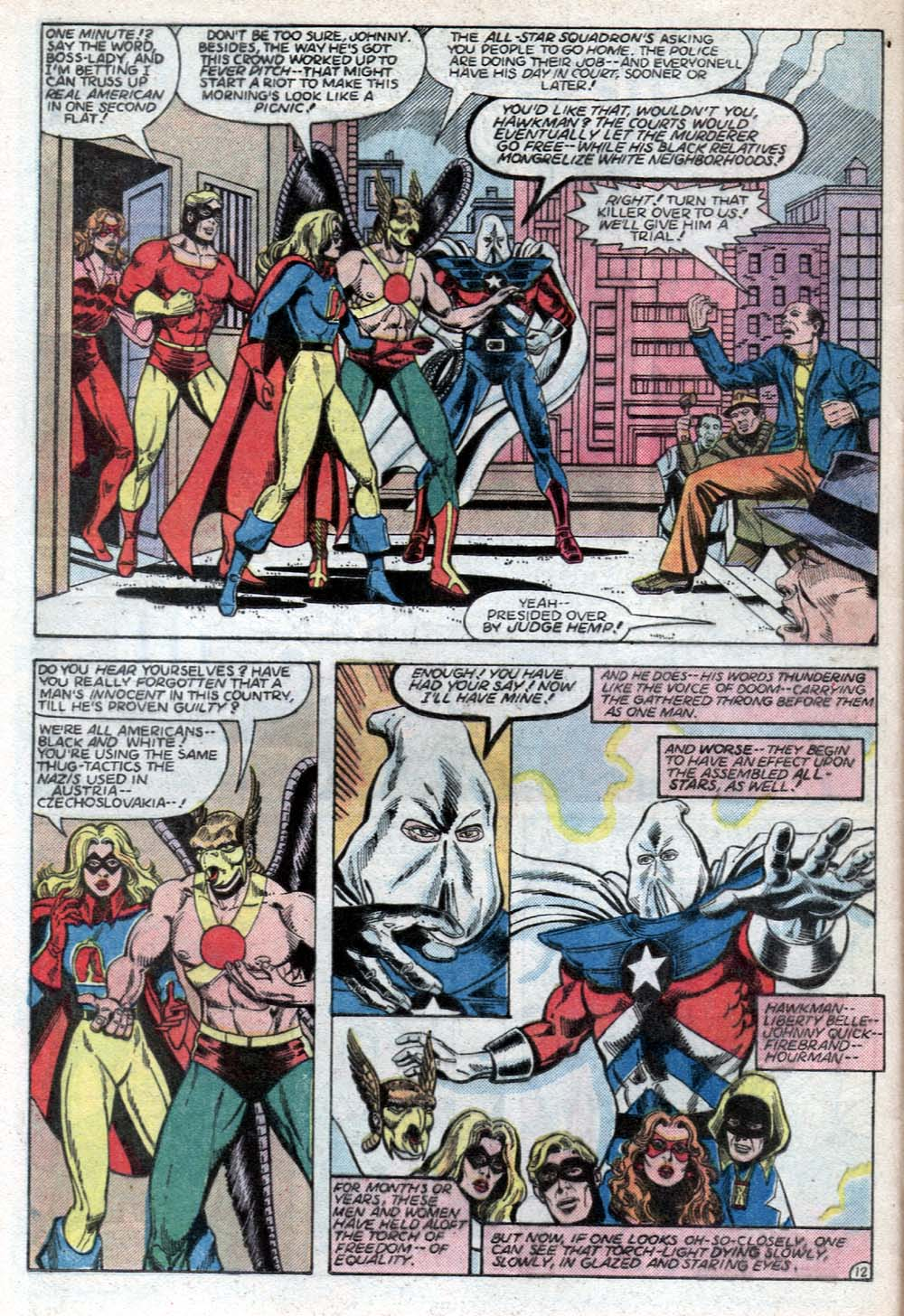 Read online All-Star Squadron comic -  Issue #40 - 13