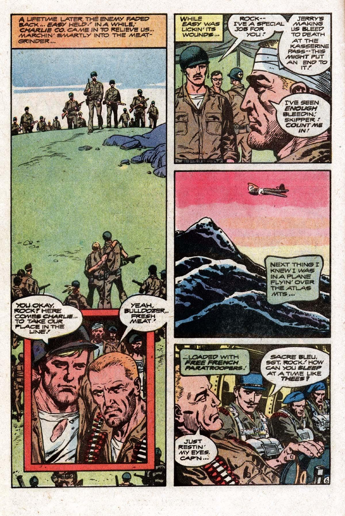 Read online Sgt. Rock comic -  Issue #319 - 9