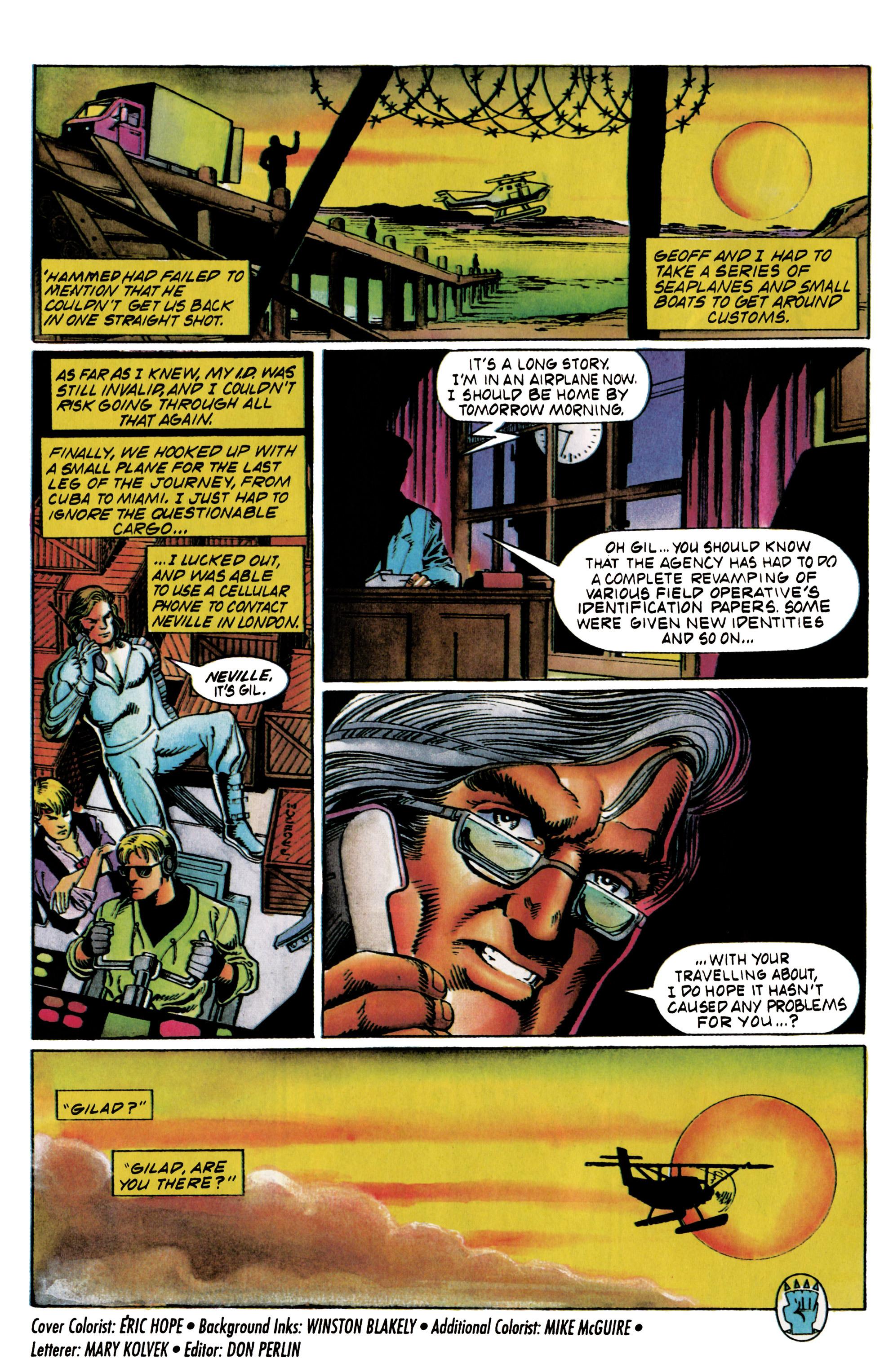 Read online Eternal Warrior (1992) comic -  Issue #20 - 22