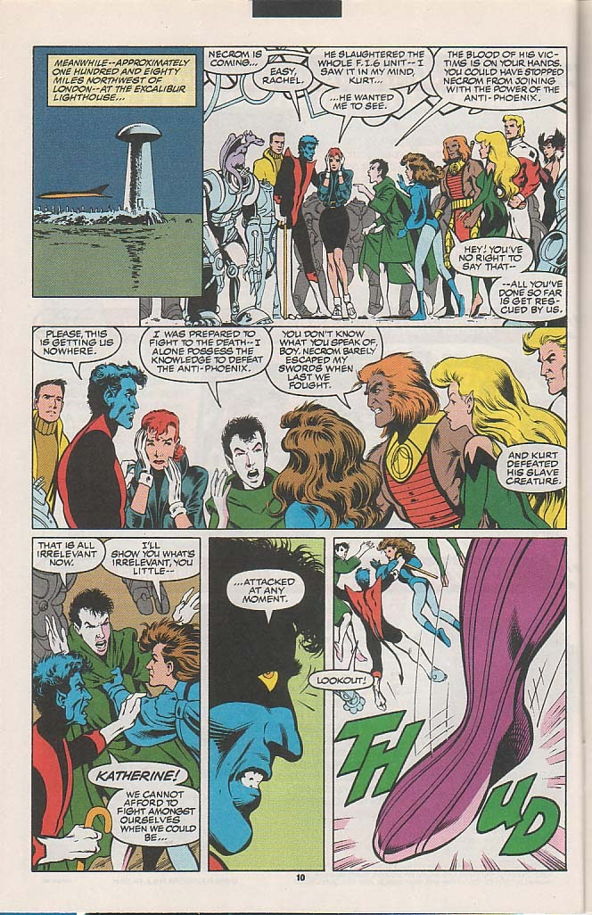 Excalibur (1988) issue 49 - Page 8