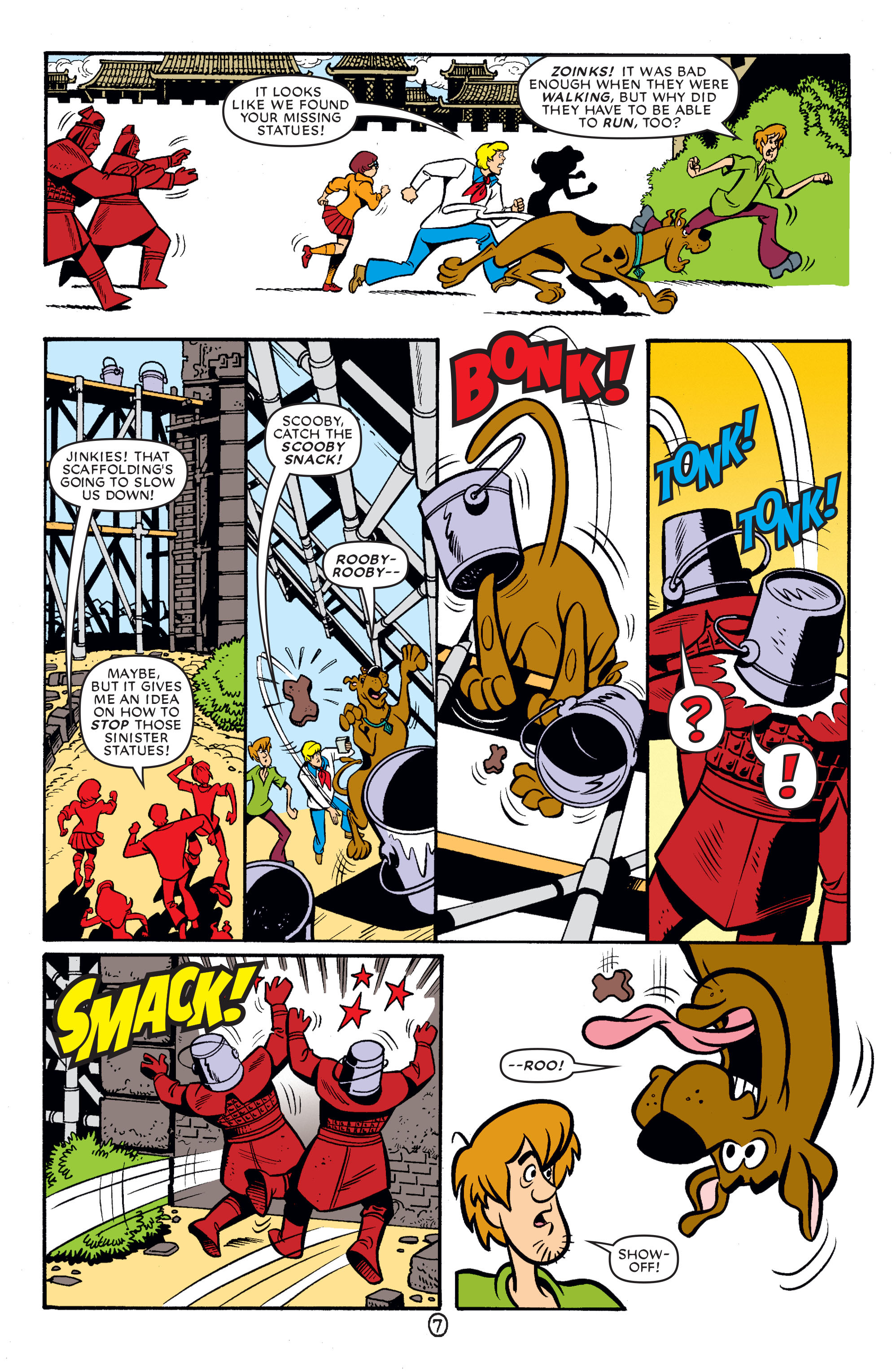 Read online Scooby-Doo (1997) comic -  Issue #65 - 18