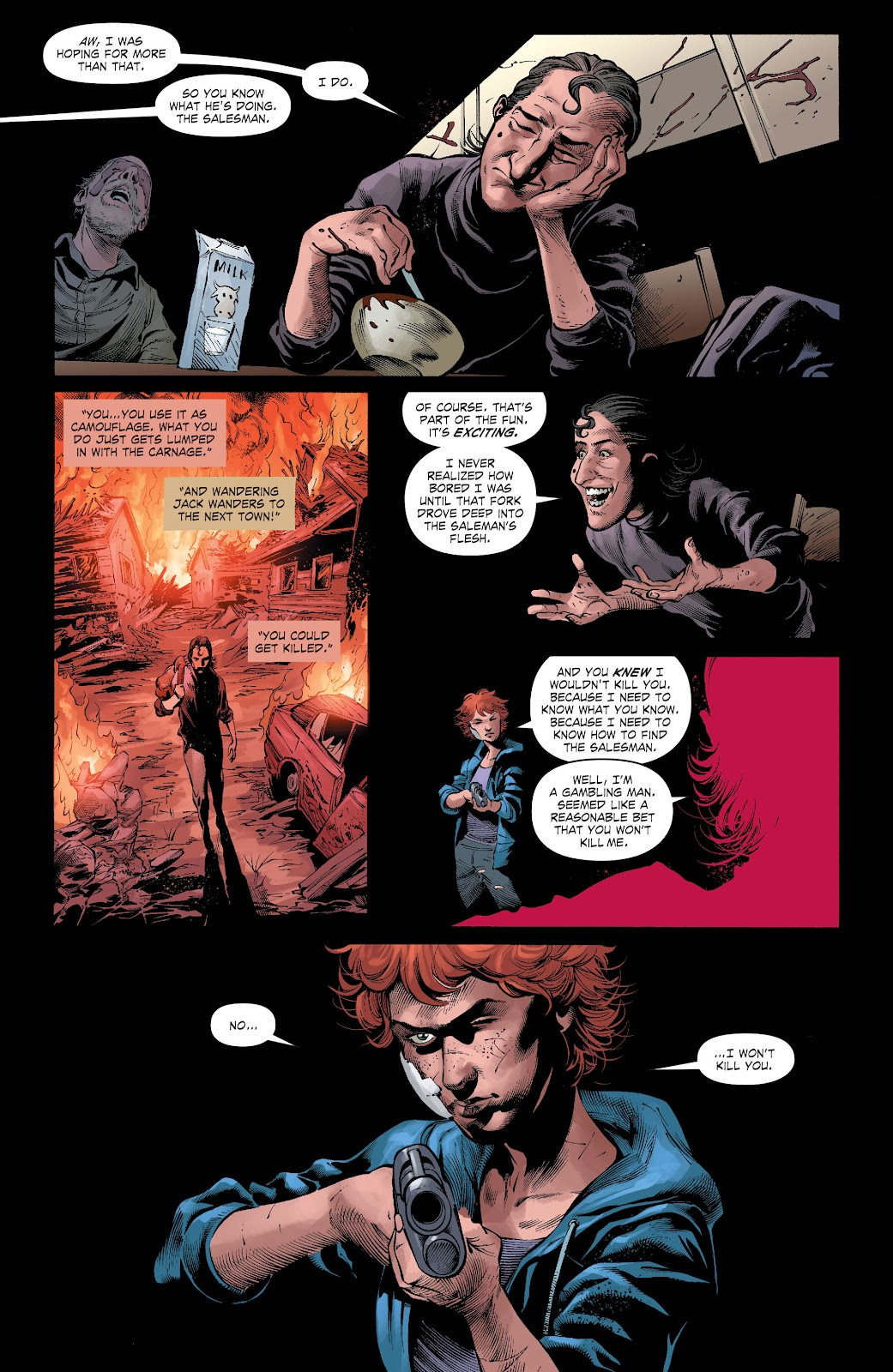 Read online The Curse of Brimstone: Ashes comic -  Issue # TPB (Part 2) - 17