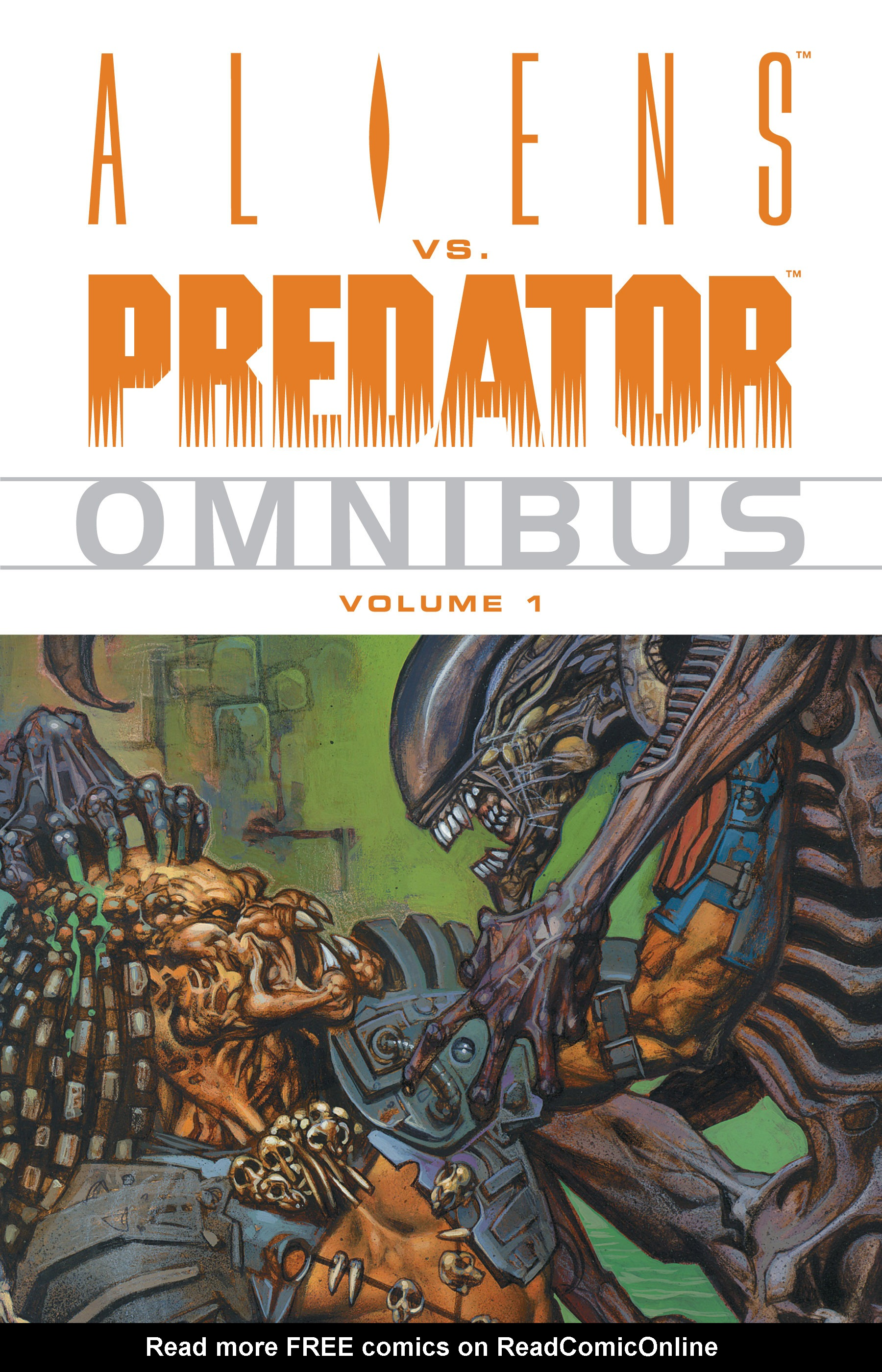 Aliens vs. Predator Omnibus _TPB_1_Part_1 Page 1